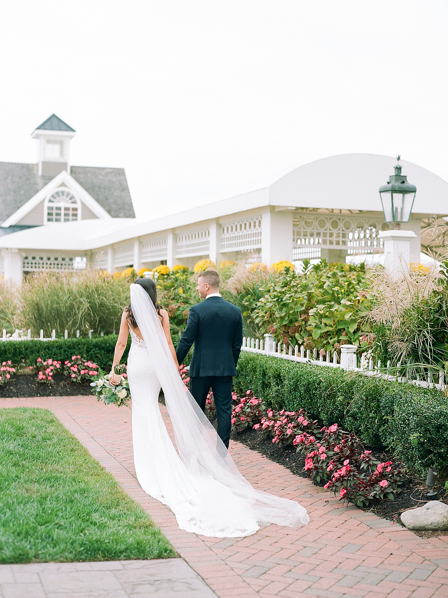Mallard Island Yacht Club Film Wedding Photography by Magdalena Studios 0020