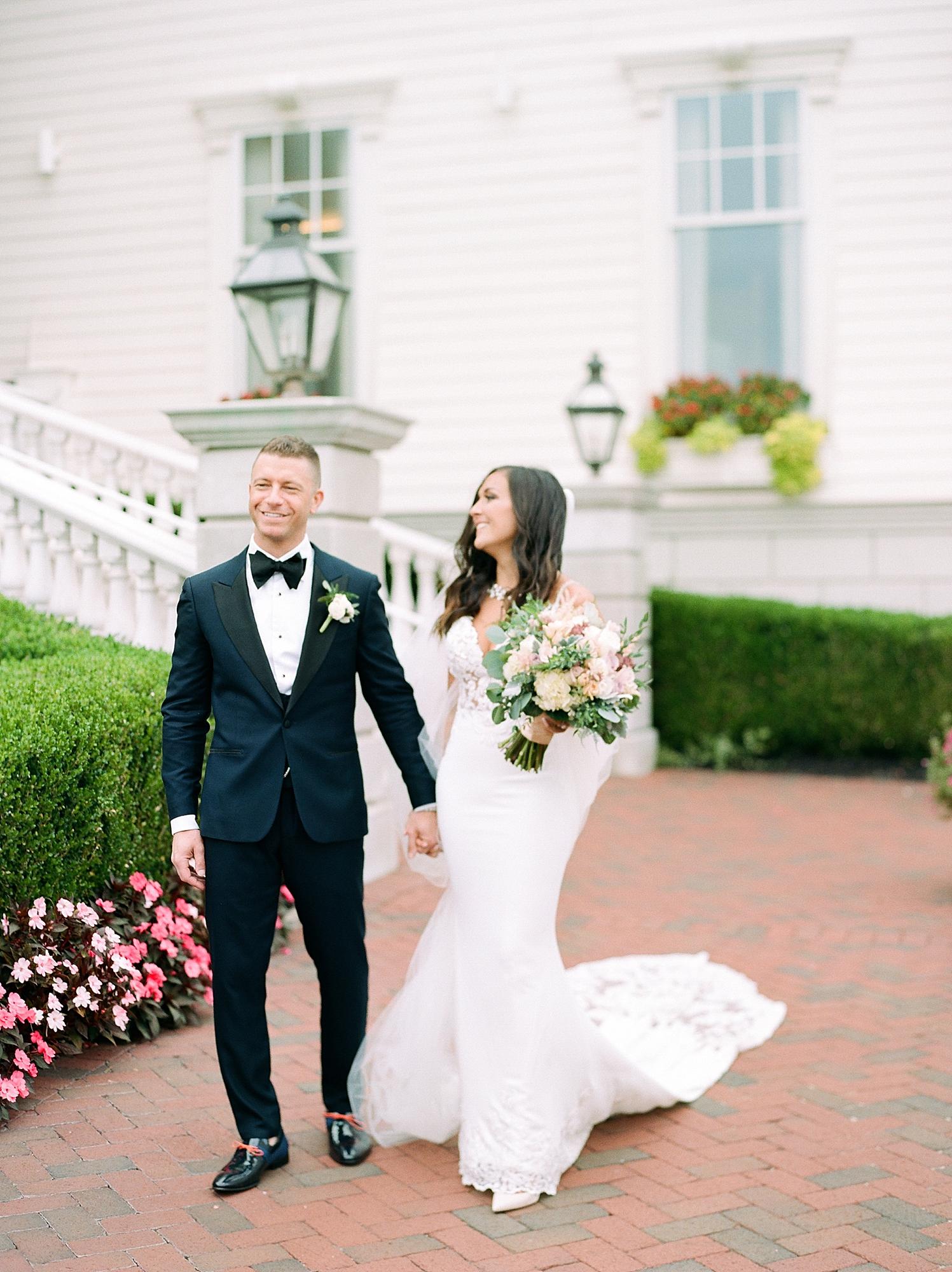 Mallard Island Yacht Club Film Wedding Photography by Magdalena Studios 0049