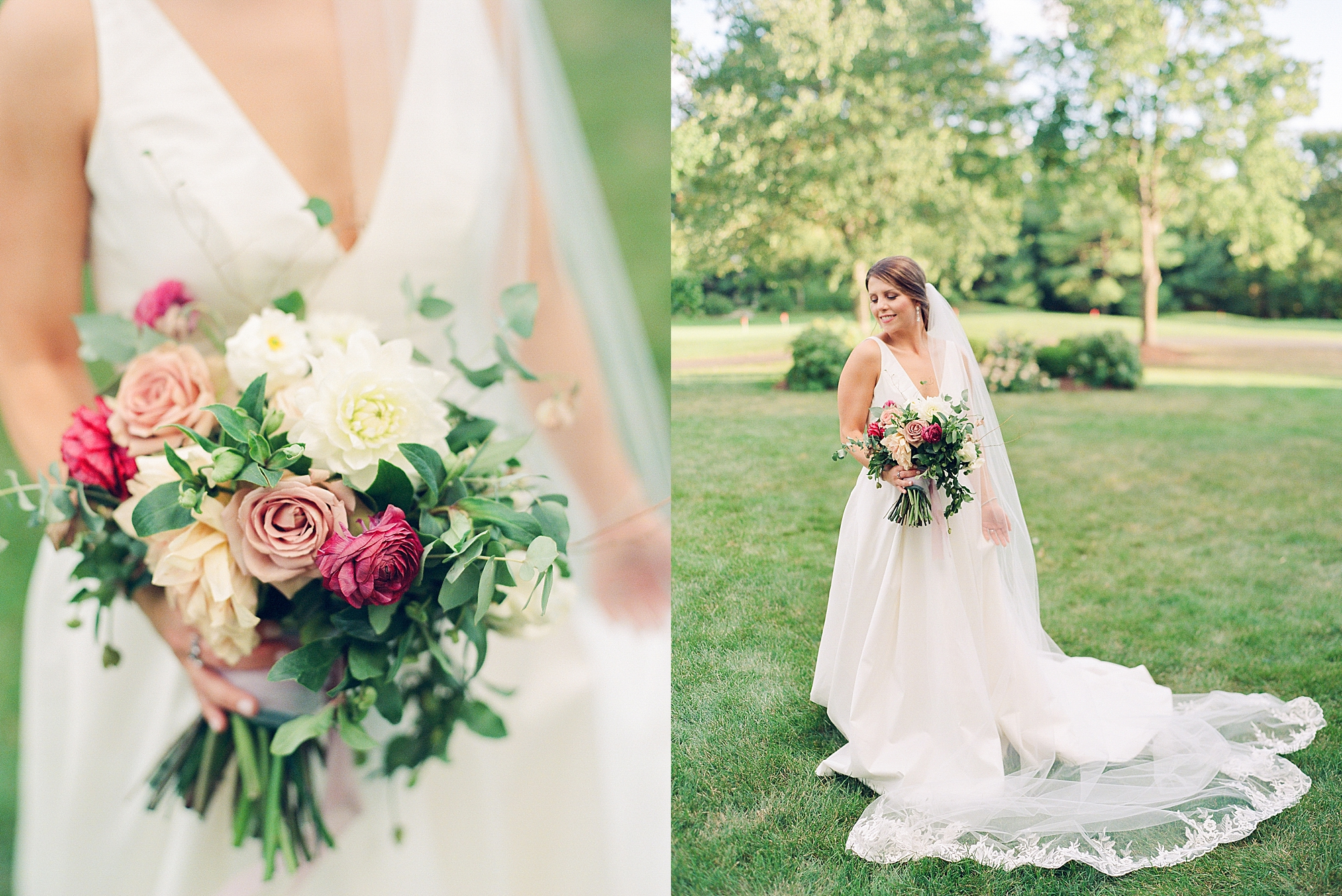 Princeton New Jersey Film Wedding Photographer Princeton University Wedding Photography by Magdalena Studios NJ Wedding Photographer47