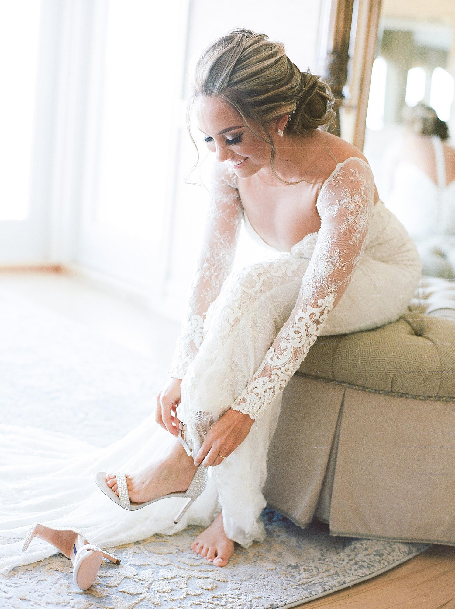 Bonnet Island Estate Film Wedding Photography by Magdalena Studios 0016