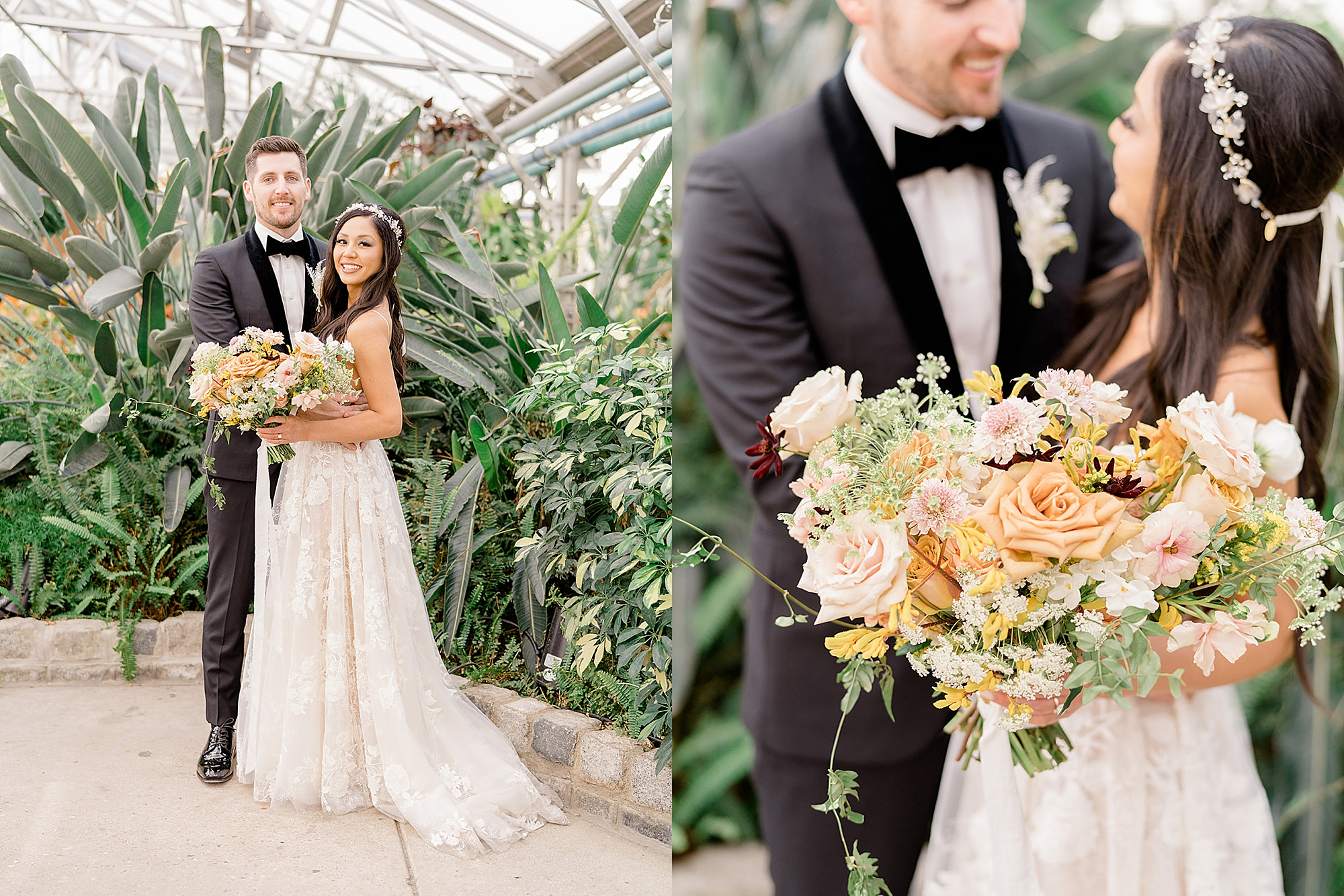 Fairmount Horticultural Center Film Wedding Photography by Magdalena Studios 0026