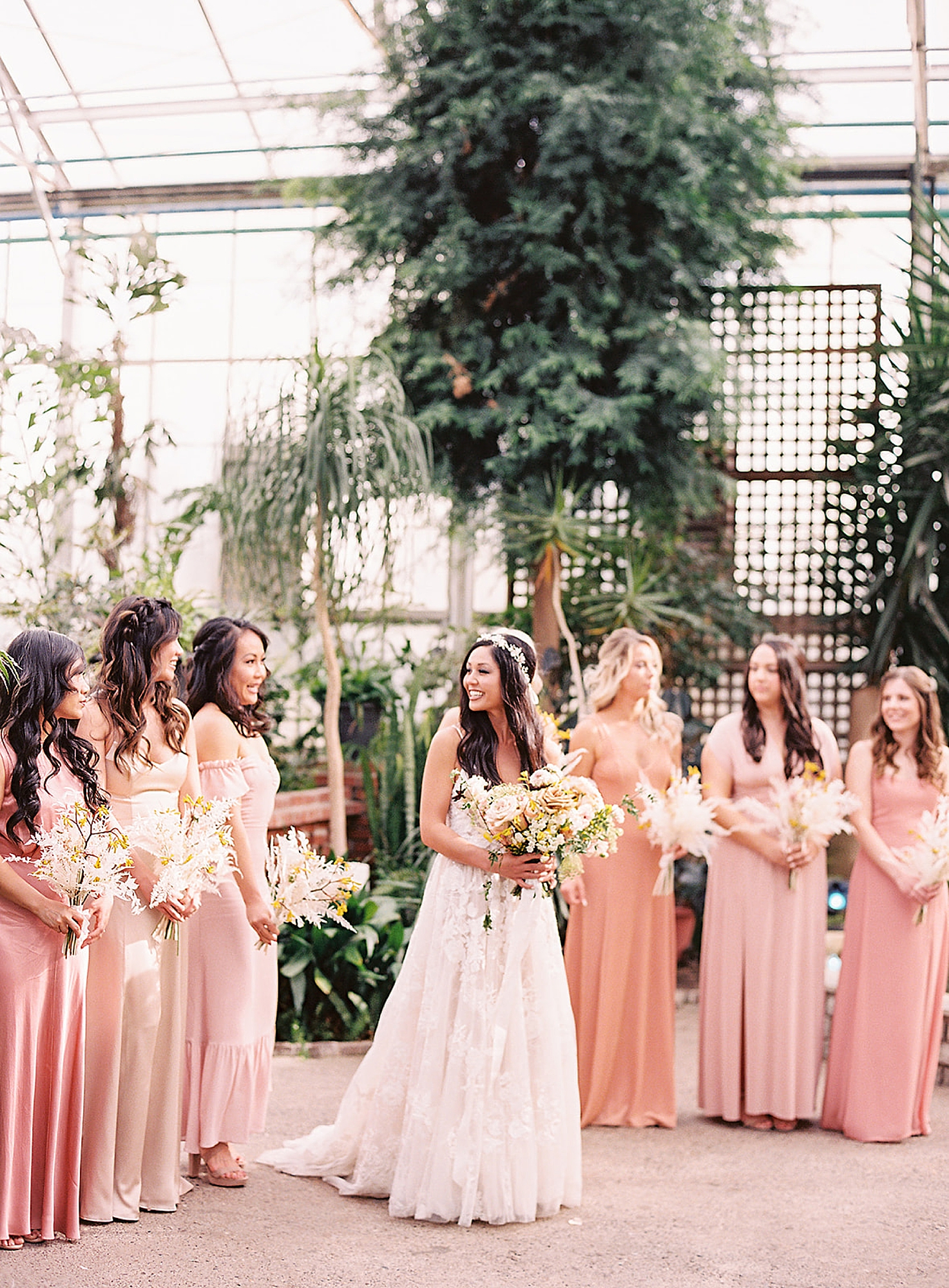 Fairmount Horticultural Center Film Wedding Photography by Magdalena Studios 0034