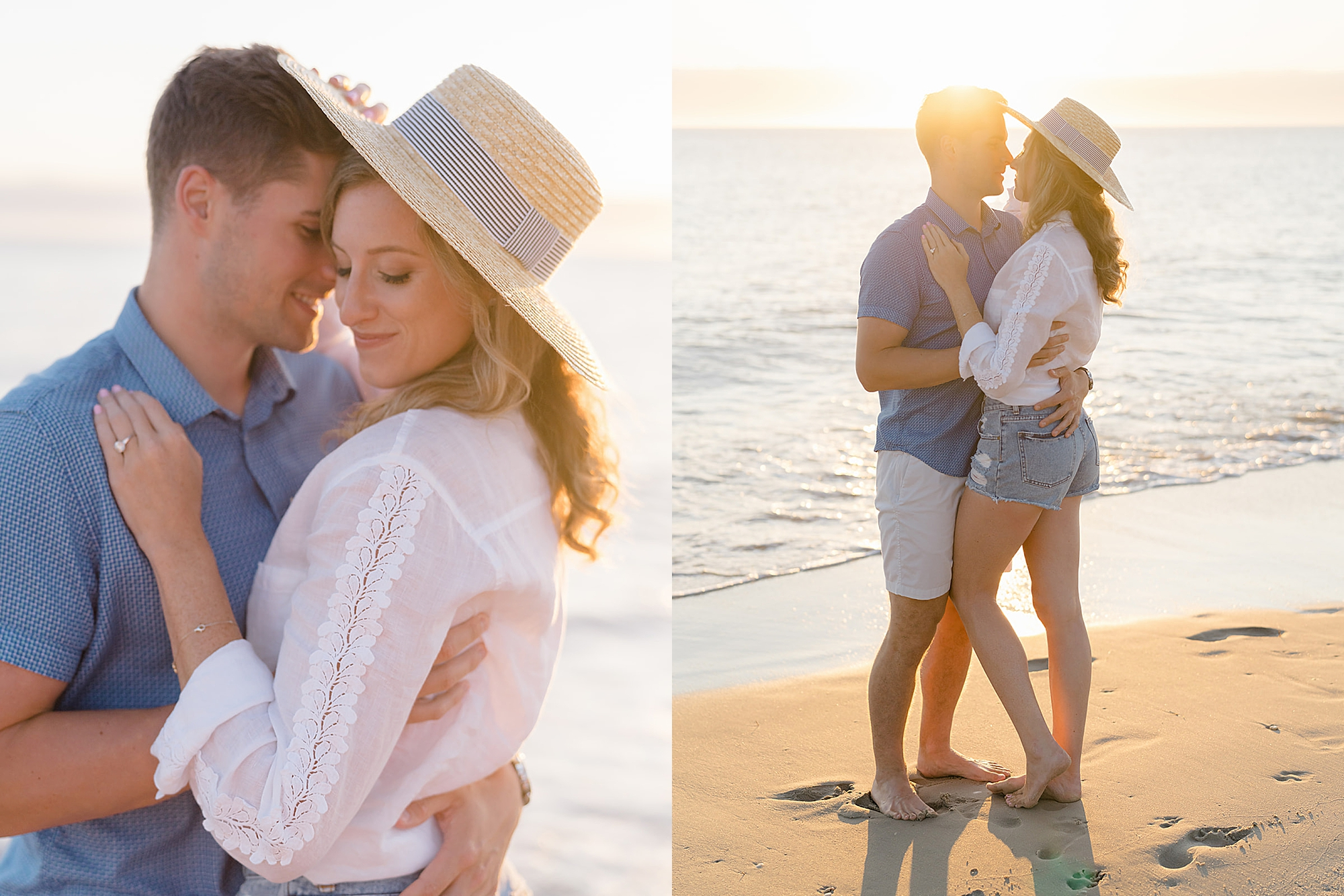 Cape May NJ Engagement Photography by Magdalena Studios 0013