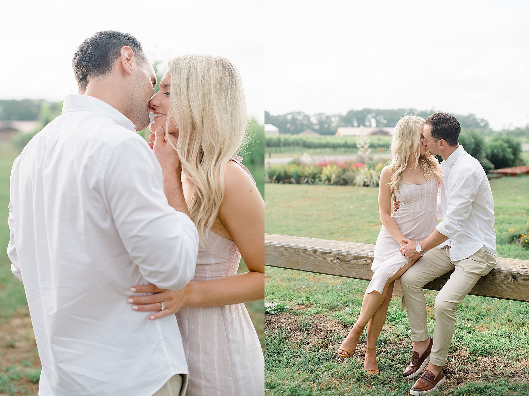 Cape May Winery New Jersey Engagement Photography by Magdalena Studios 0013