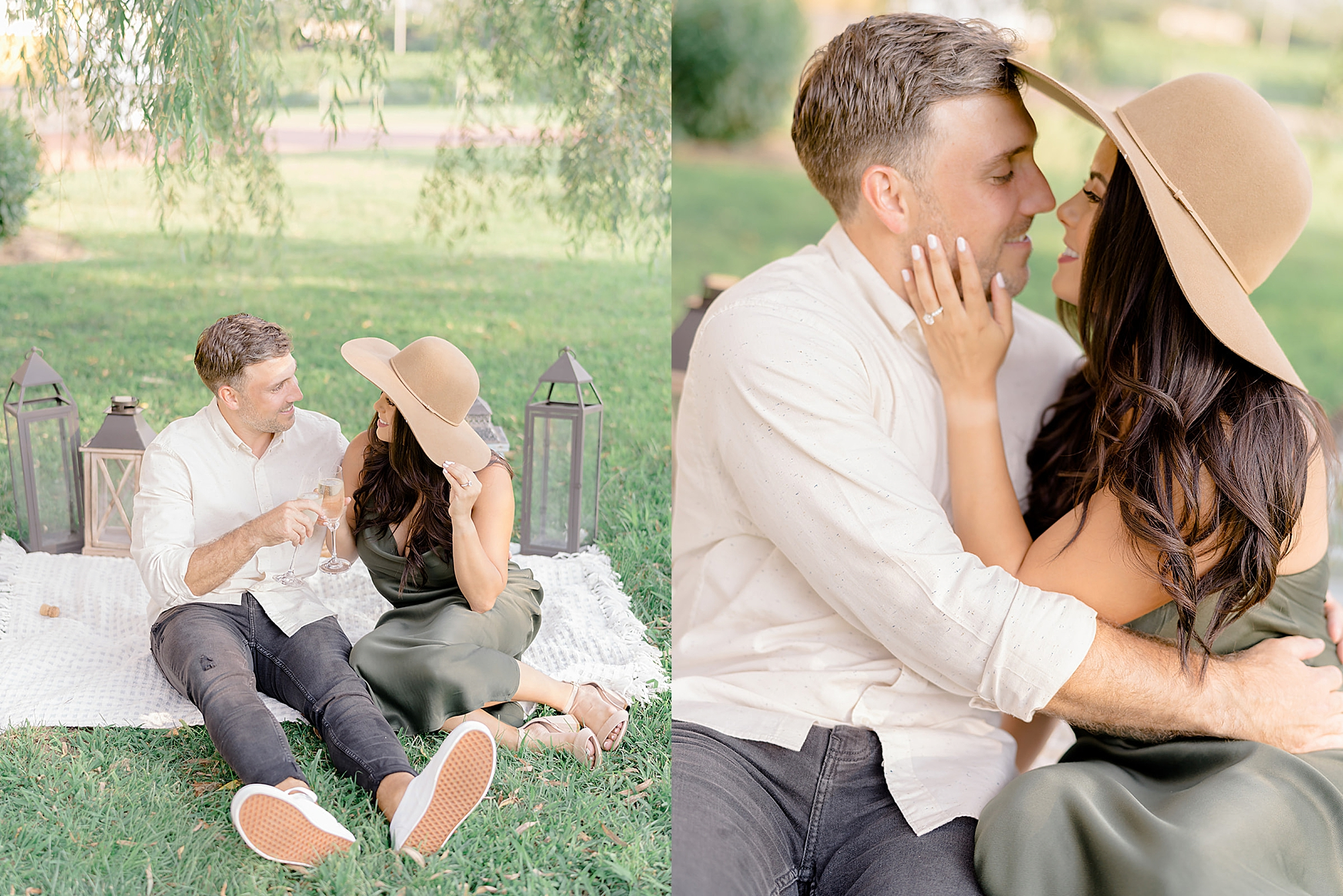 Cape May Winery Engagement Photography by Magdalena Studios 0005