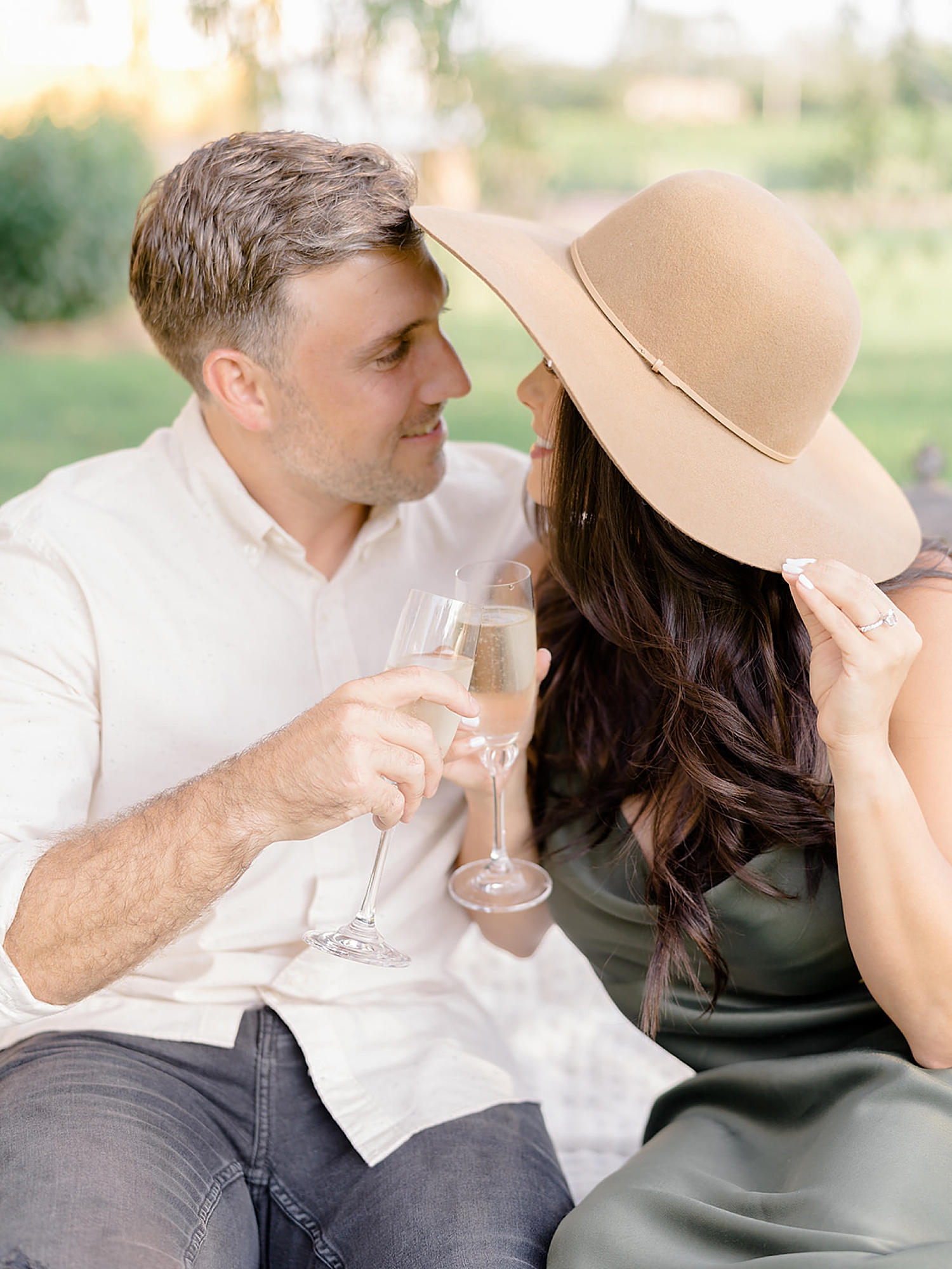 Cape May Winery Engagement Photography by Magdalena Studios 0006