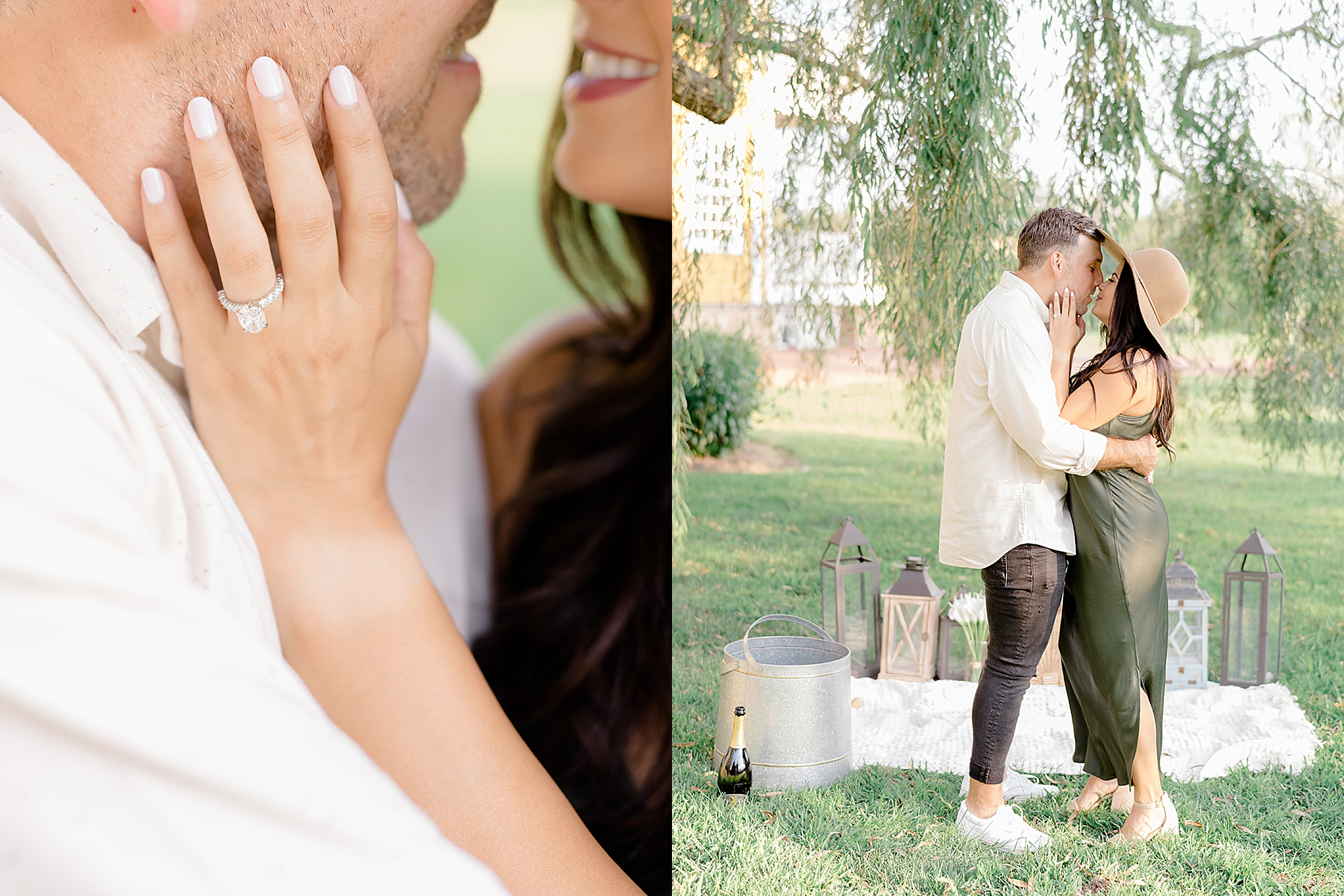 Cape May Winery Engagement Photography by Magdalena Studios 0008