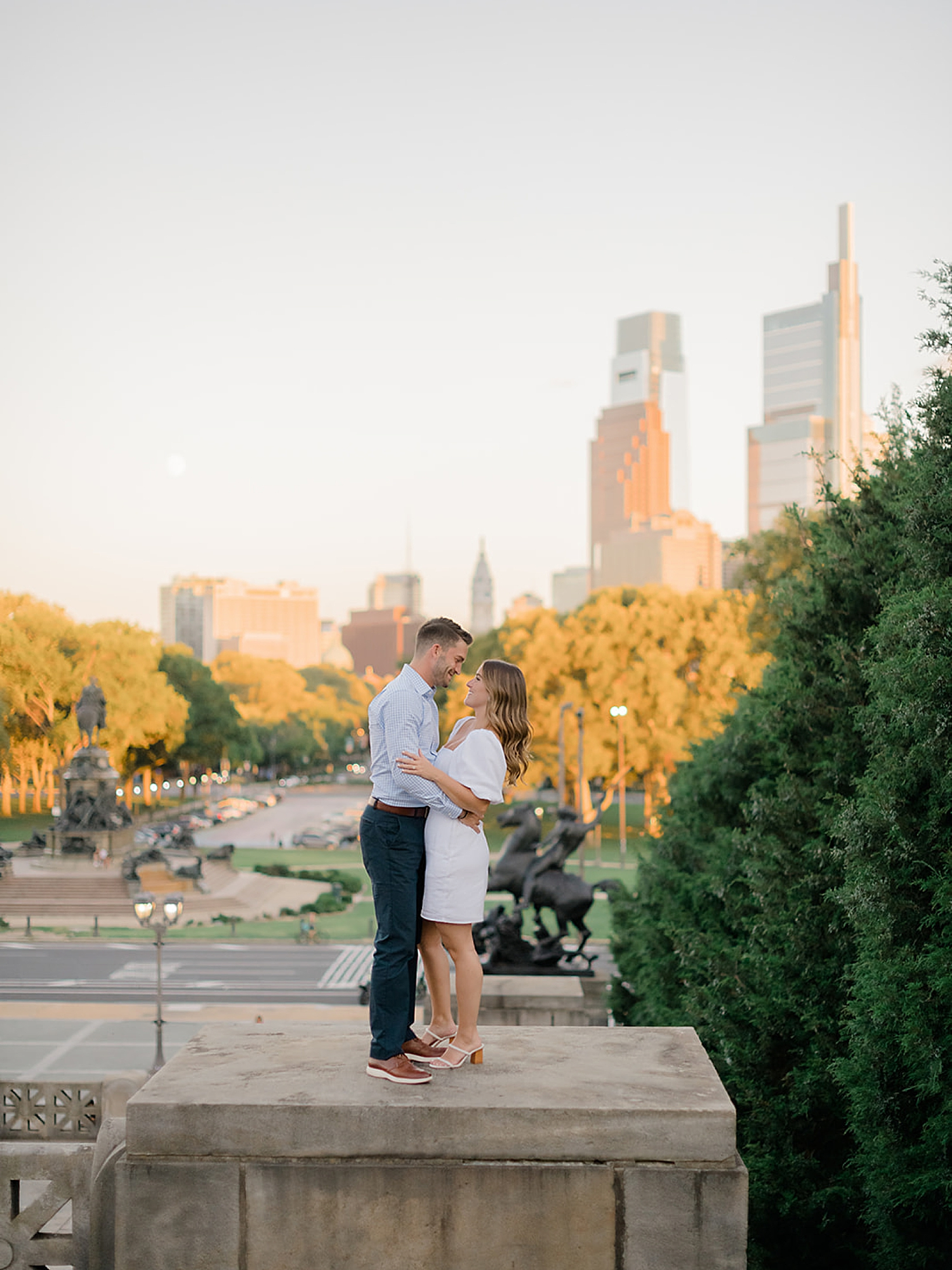 Philadelphia PA Engagement Photography by Magdalena Studios 0014