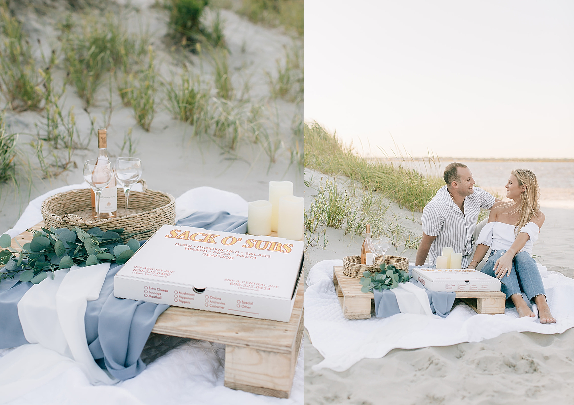 Ocean City Engagement Photography by Magdalena Studios 0008