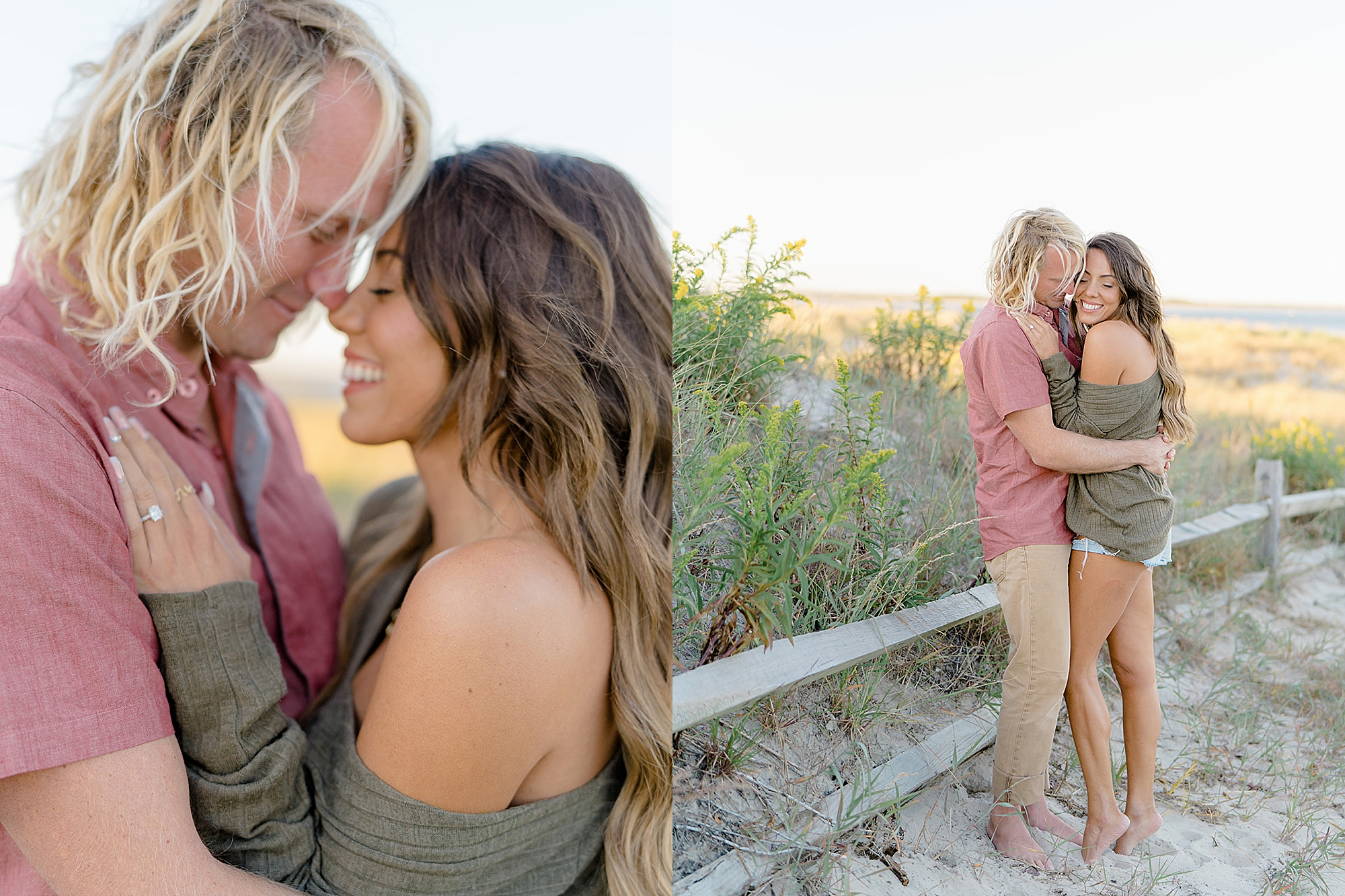 Ocean City Engagement Photography by Magdalena Studios 0003