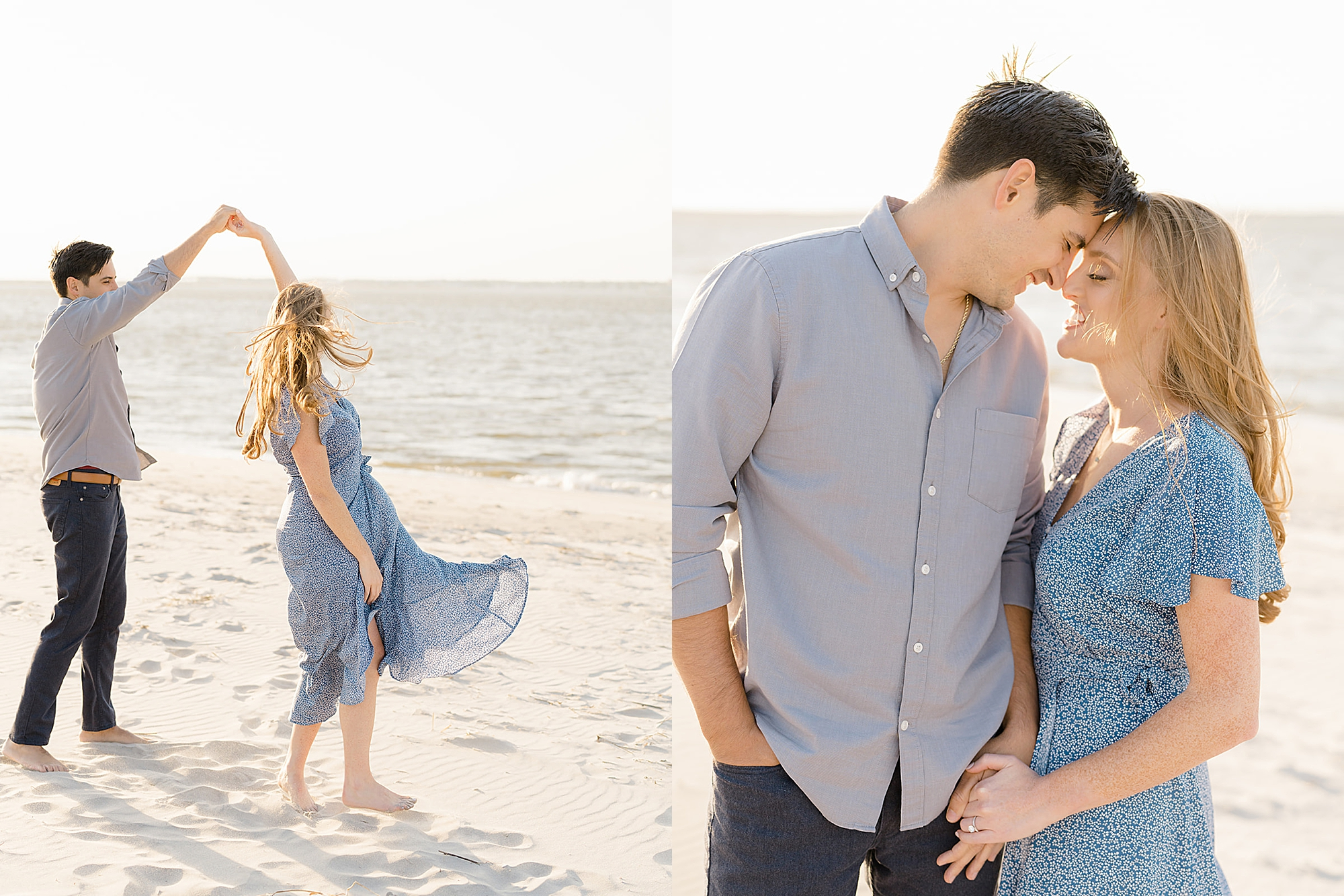 Ocean City NJ Engagement Photography by Magdalena Studios 0013
