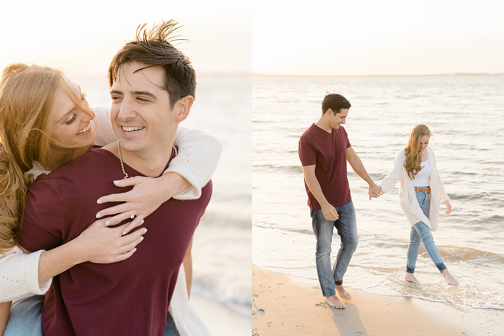 Ocean City NJ Engagement Photography by Magdalena Studios 0025