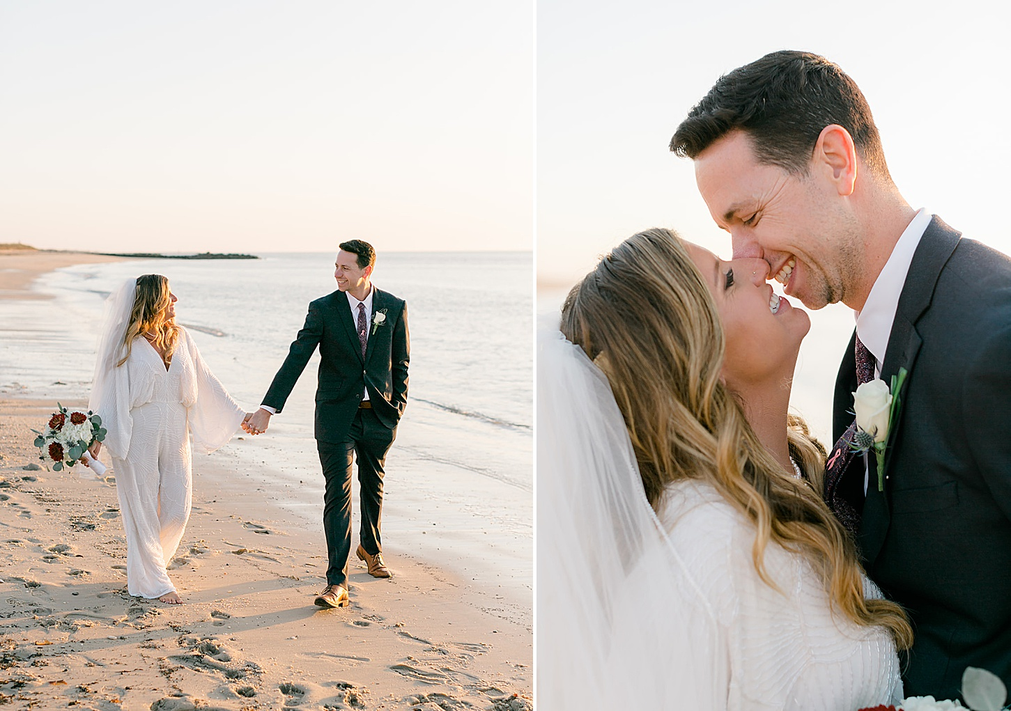 Cape May Intimate Wedding Photography by Magdalena Studios 0012