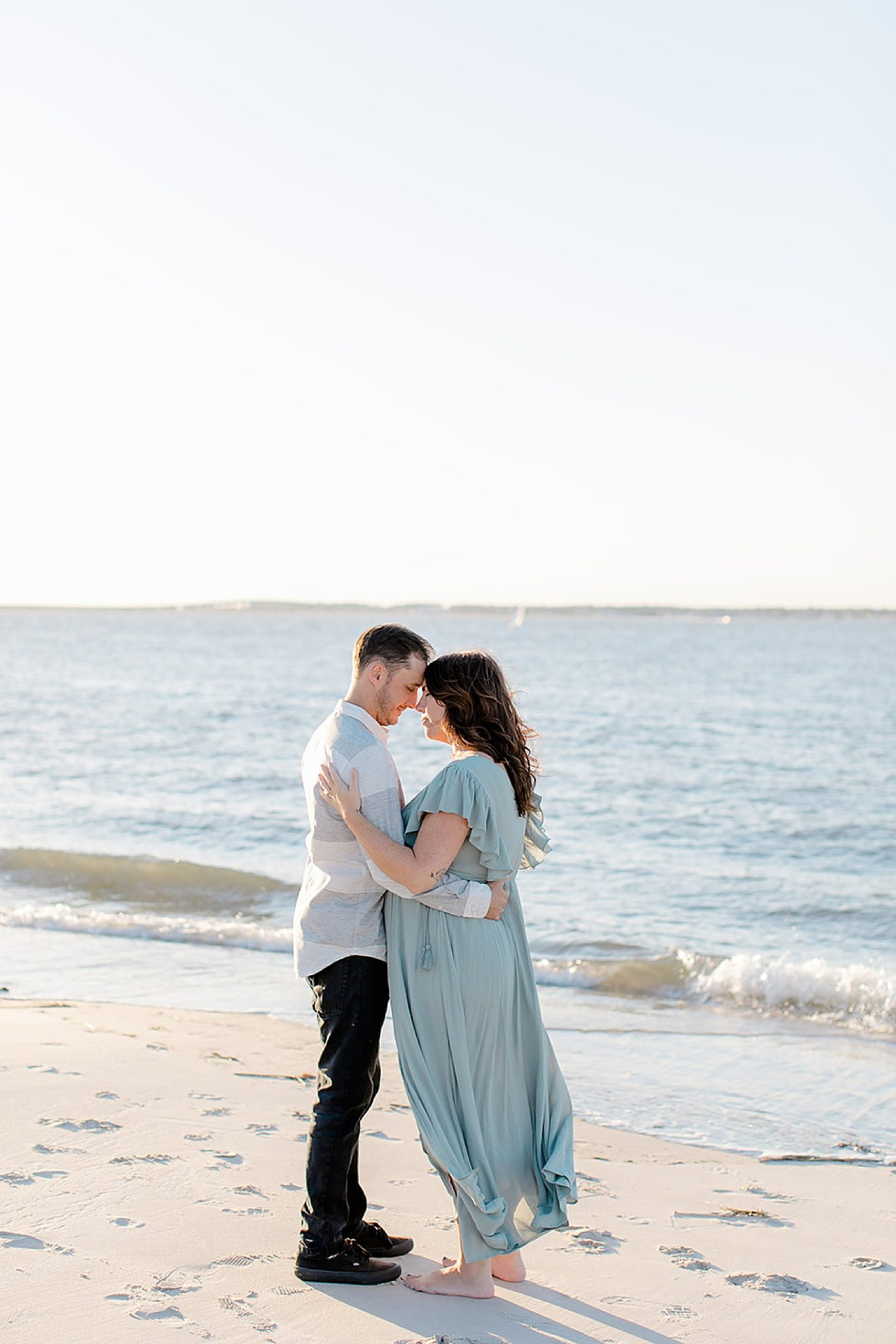 Ocean City NJ Maternity Portrait Photography by Magdalena Studios 0007 scaled