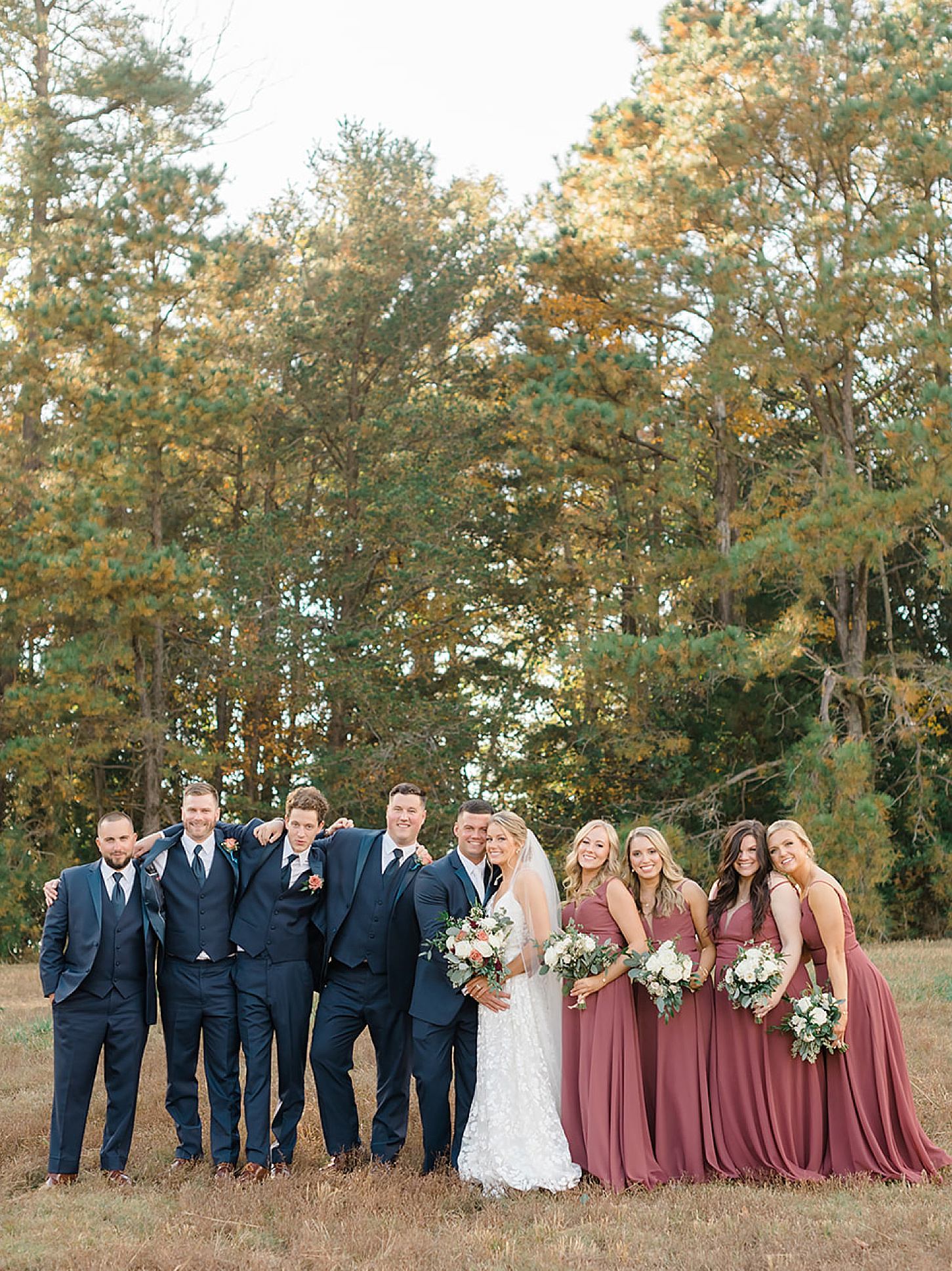 The Grove at Centerton Wedding Photography by Magdalena Studios 0009