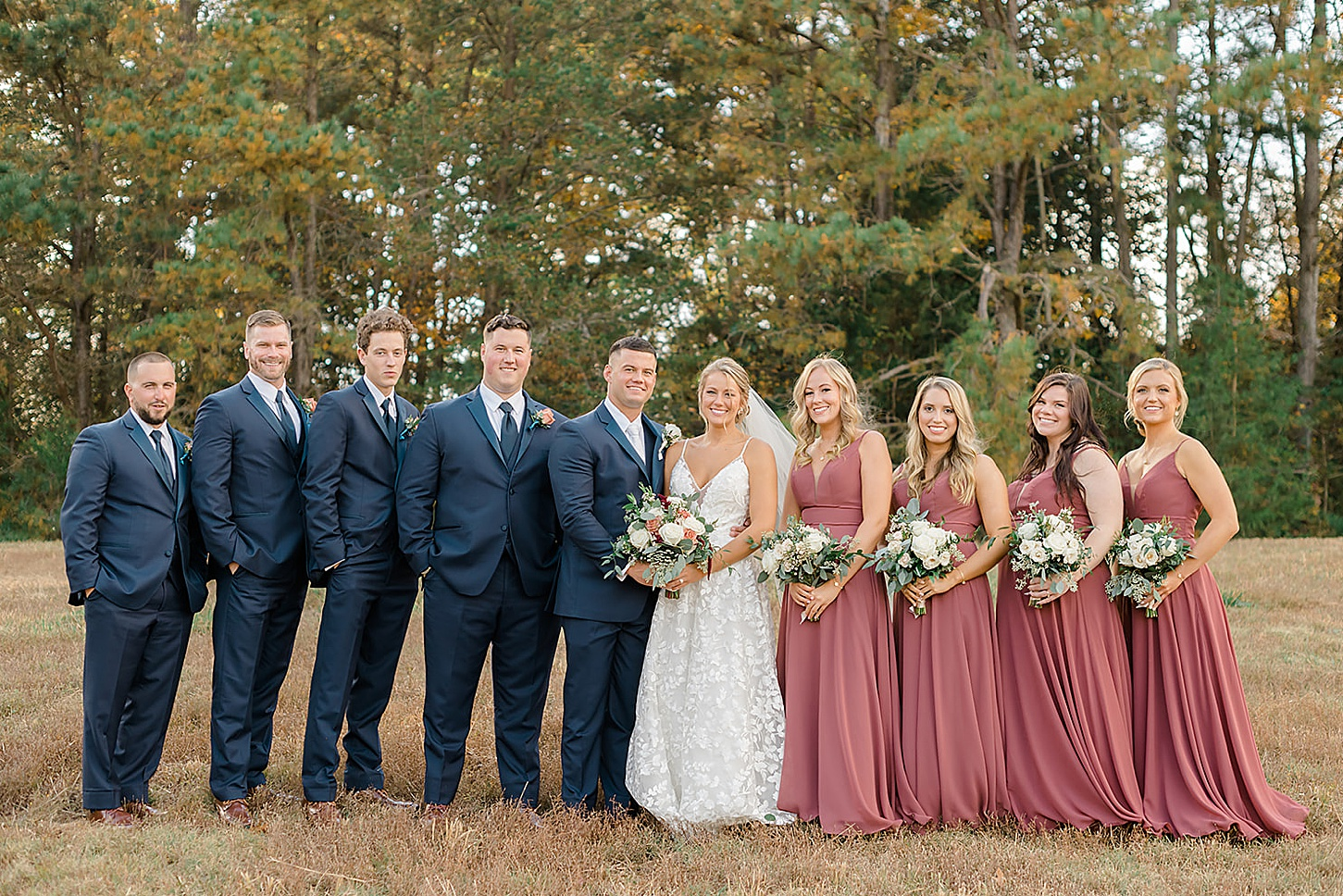 The Grove at Centerton Wedding Photography by Magdalena Studios 0010