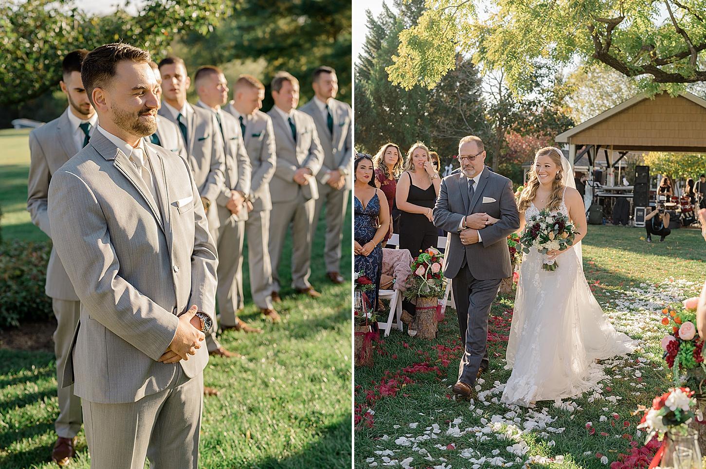 Valenzano Winery Vitners Pavillion Wedding Photography by Magdalena Studios 0020