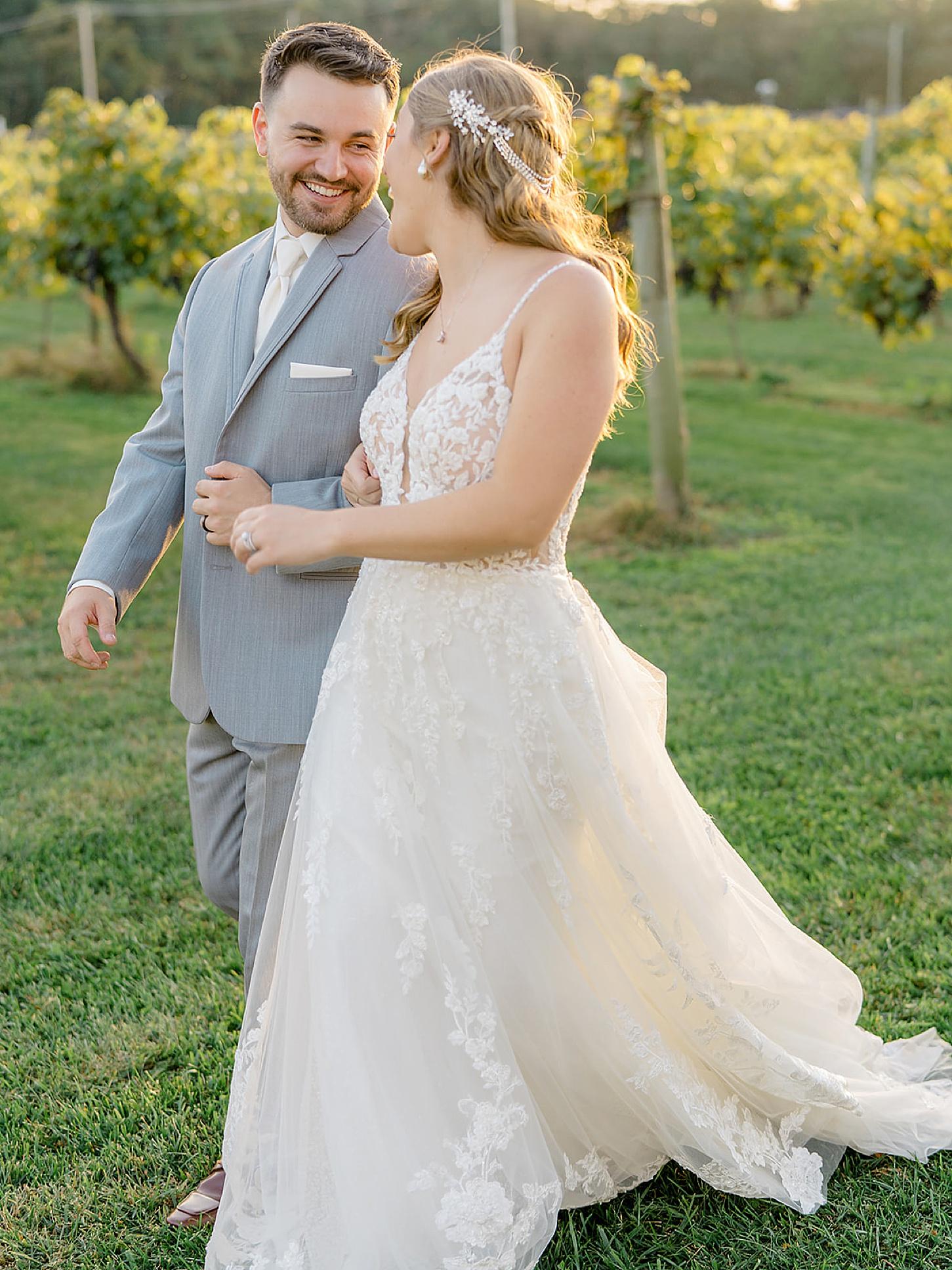 Valenzano Winery Vitners Pavillion Wedding Photography by Magdalena Studios 0037