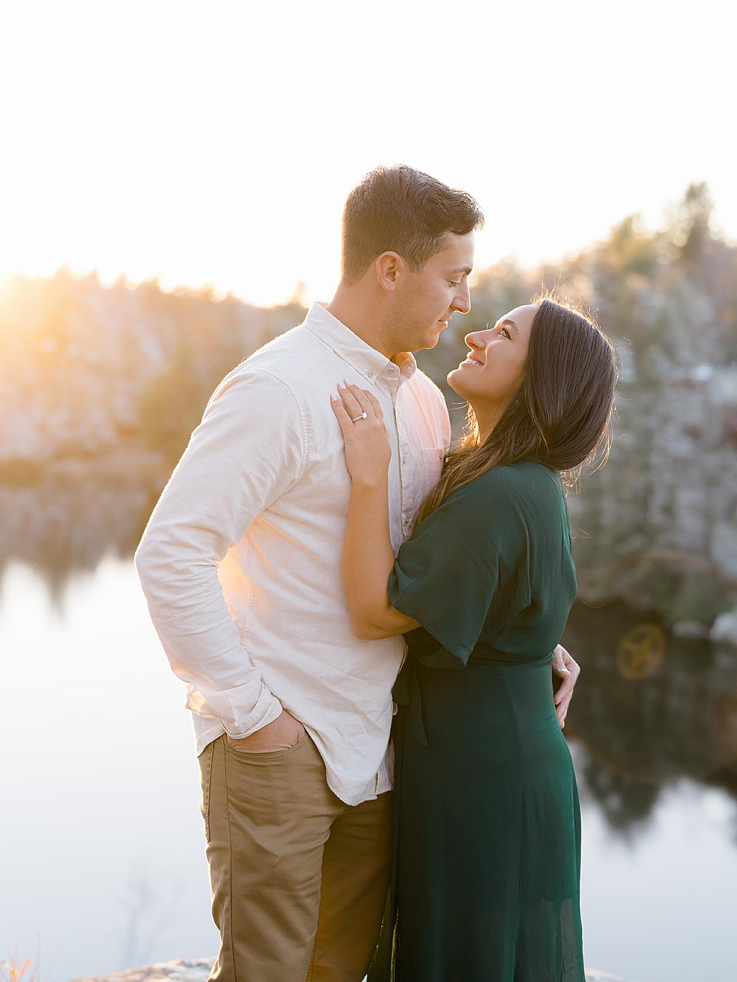 Vermont Destination Engagement Photography by Magdalena Studios 0002