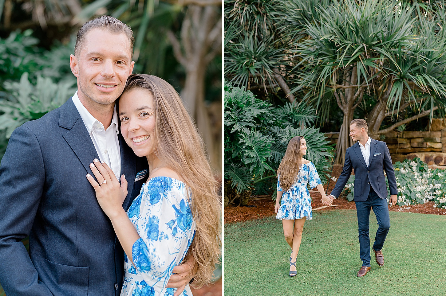 Palm Beach Florida Engagement Photography by Magdalena Studios Lyn and Paul 0002