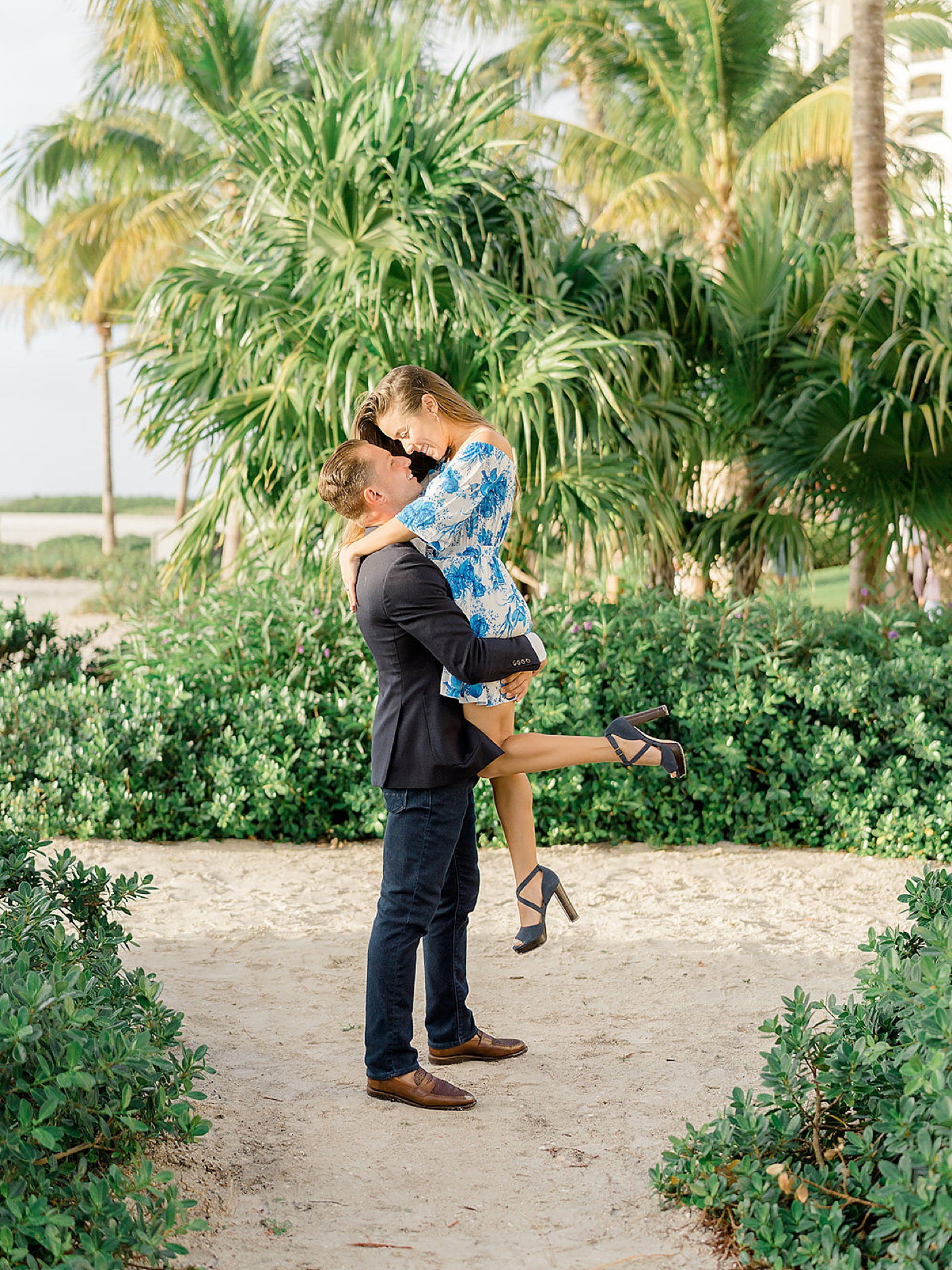 Palm Beach Florida Engagement Photography by Magdalena Studios Lyn and Paul 0006