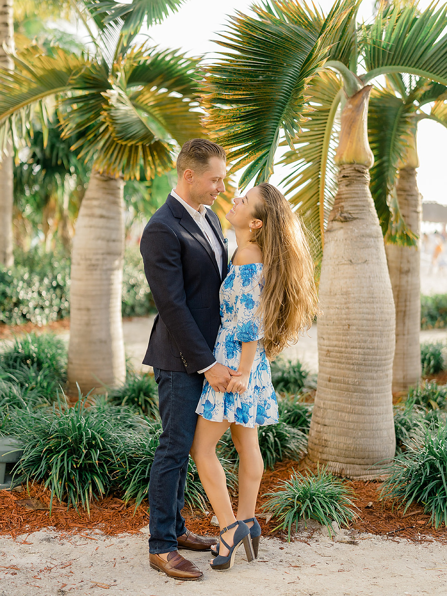 Palm Beach Florida Engagement Photography by Magdalena Studios Lyn and Paul 0010