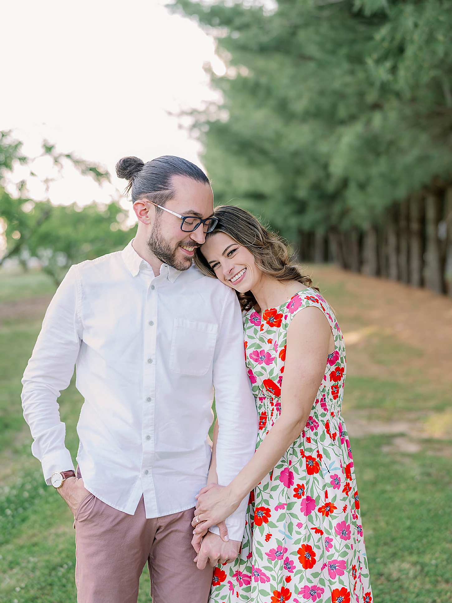 Bast Brothers Garden Center Mullica Hill NJ Engagement Photography by Magdalena Studios 0006