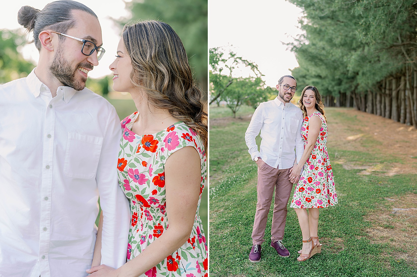 Bast Brothers Garden Center Mullica Hill NJ Engagement Photography by Magdalena Studios 0007