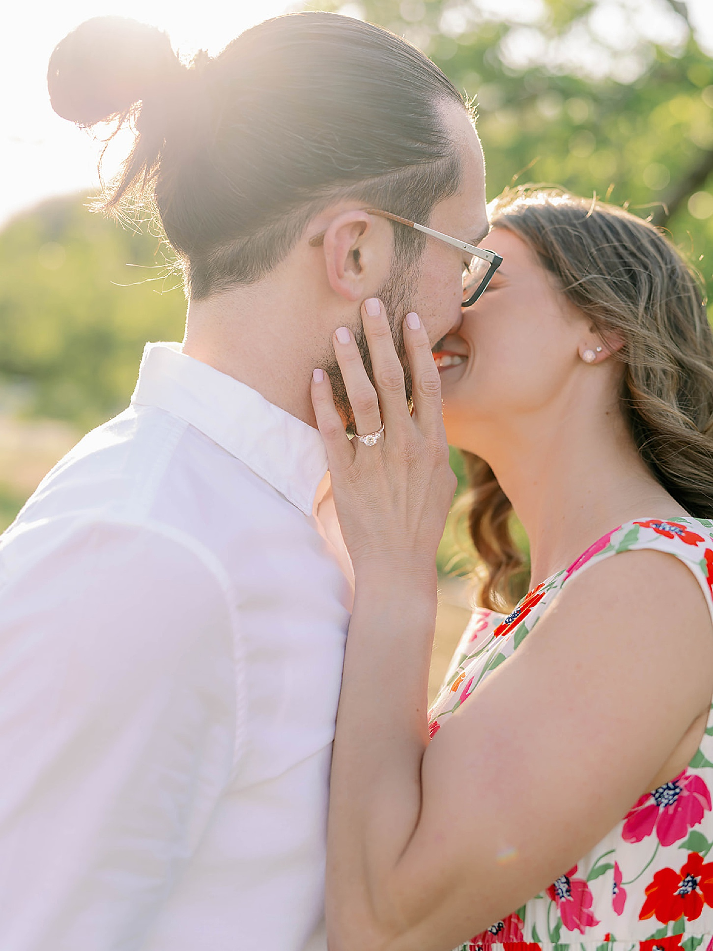 Bast Brothers Garden Center Mullica Hill NJ Engagement Photography by Magdalena Studios 0012