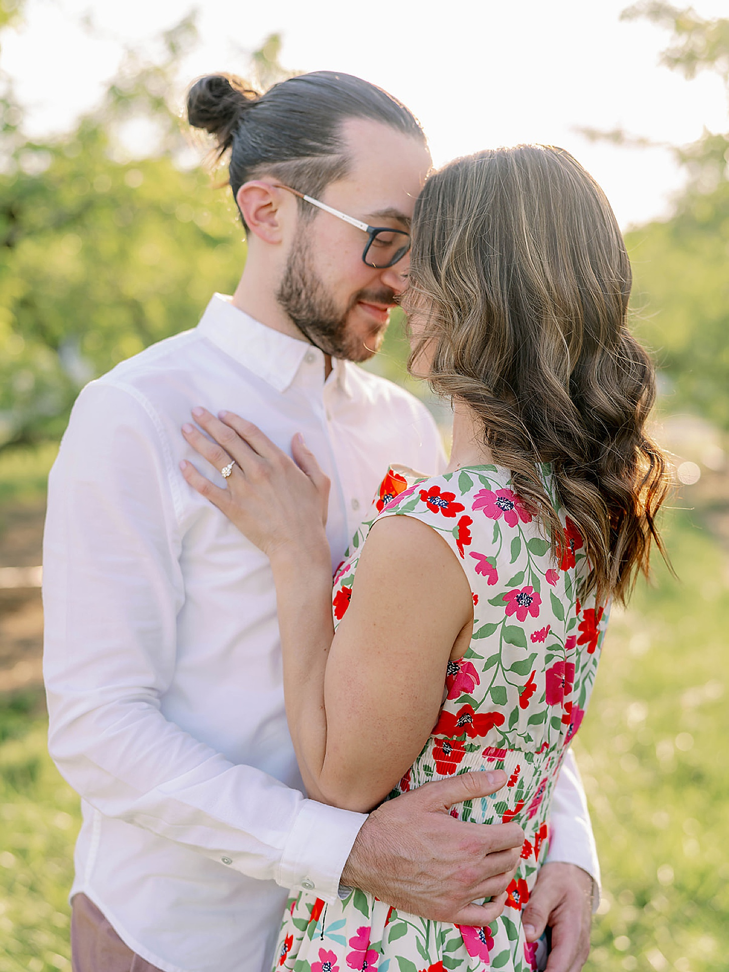 Bast Brothers Garden Center Mullica Hill NJ Engagement Photography by Magdalena Studios 0013