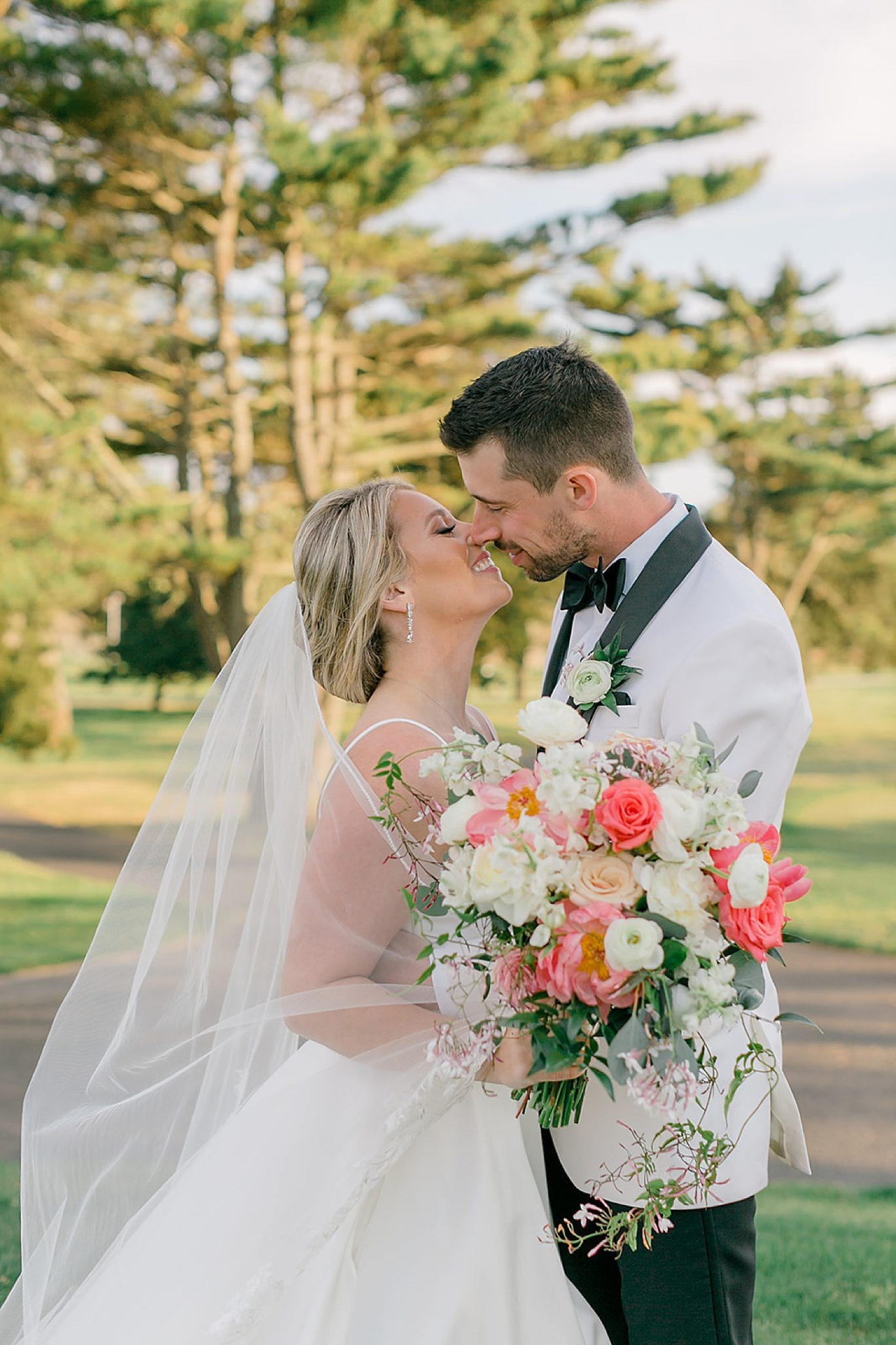 Linwood Country Club Summer Wedding Photography Studio by Magdalena Studios Jenn Kyle 0037 scaled