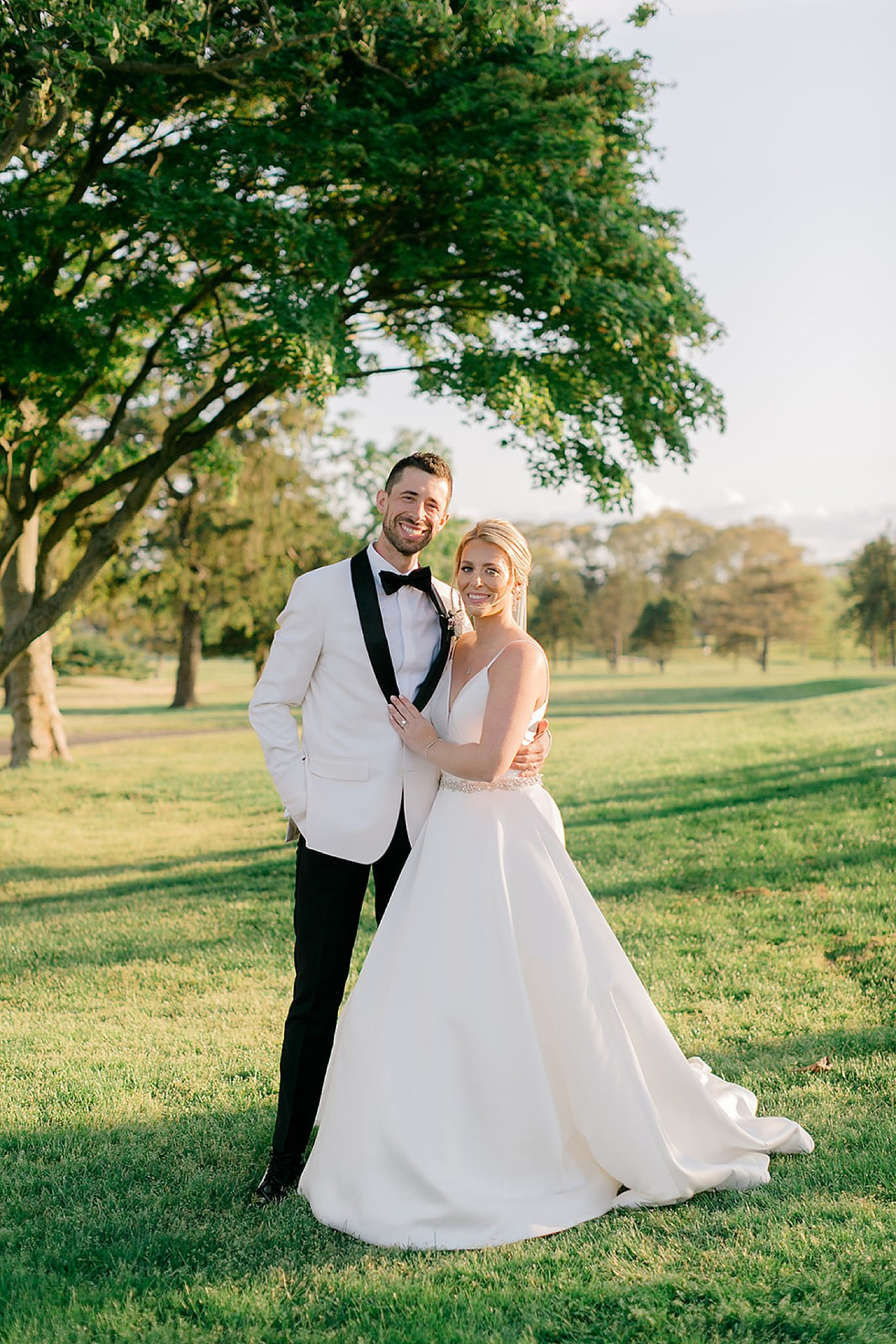 Linwood Country Club Summer Wedding Photography Studio by Magdalena Studios Jenn Kyle 0043 scaled