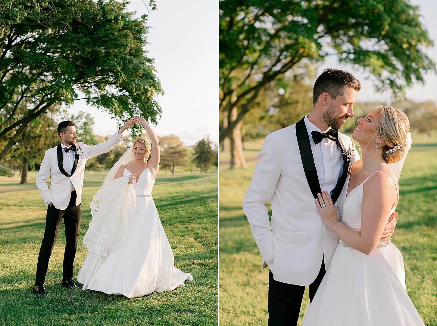 Linwood Country Club Summer Wedding Photography Studio by Magdalena Studios Jenn Kyle 0044