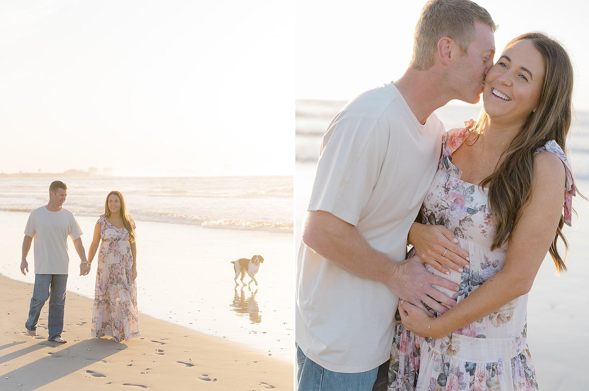 Ocean City NJ Gender Reveal Pregnancy Photography by Magdalena Studios 0018
