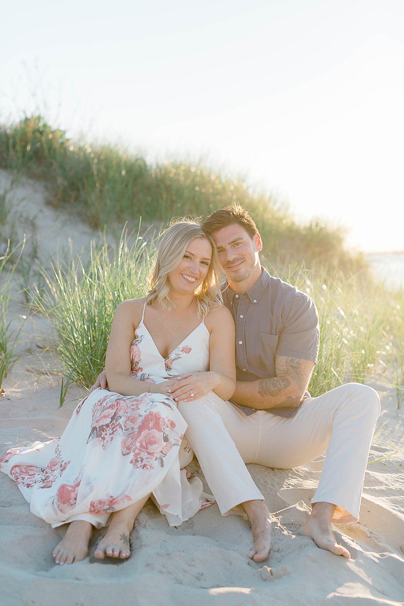 Ocean City NJ Engagement Session Photography by Magdalena Studios MaggieBrian 0009