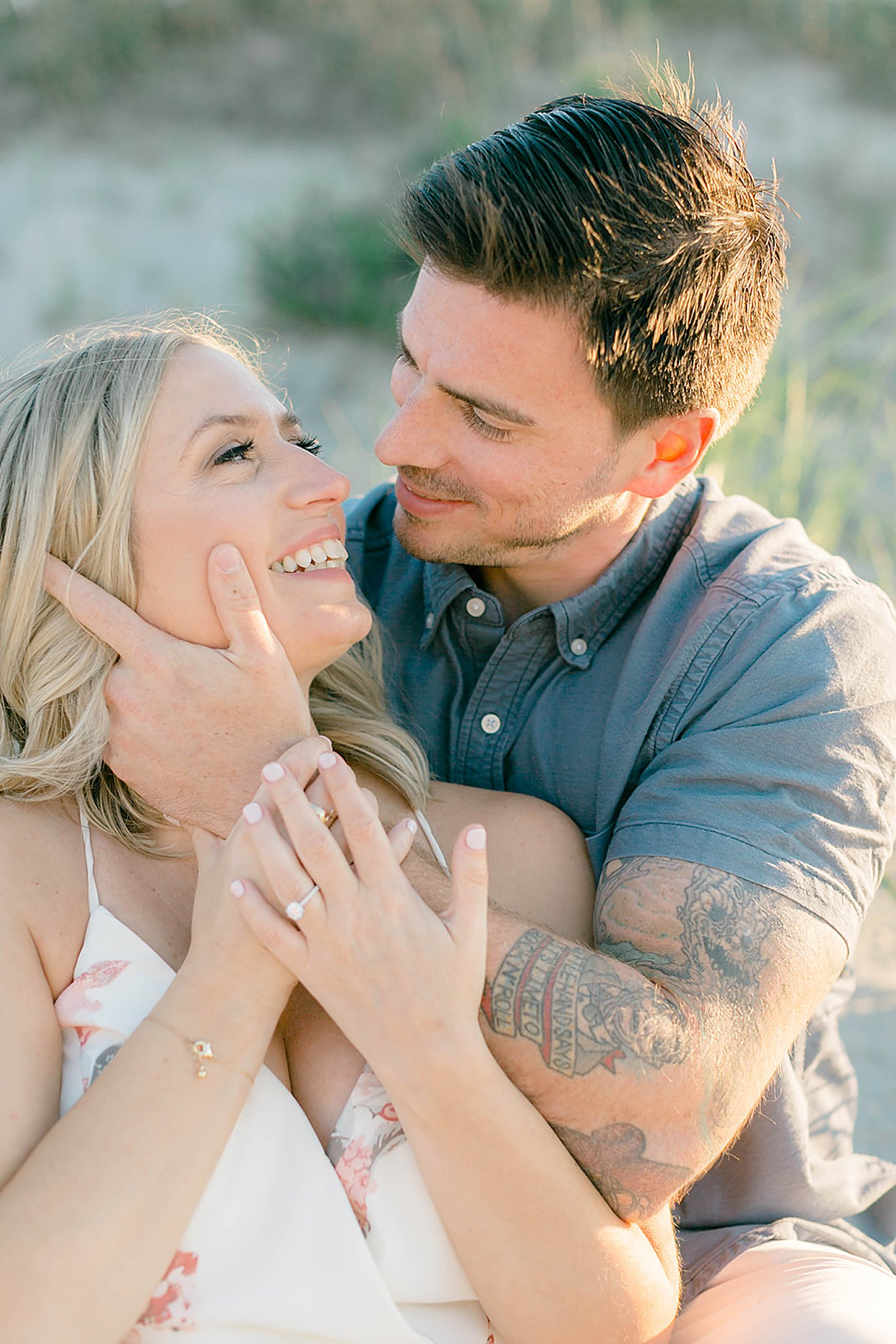 Ocean City NJ Engagement Session Photography by Magdalena Studios MaggieBrian 0013