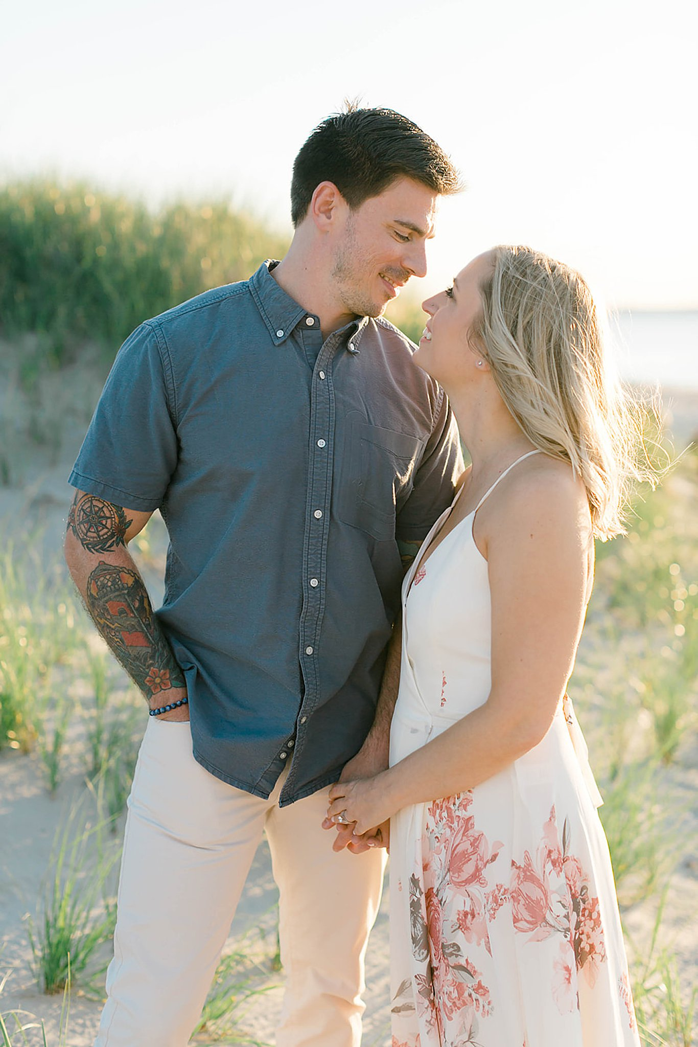 Ocean City NJ Engagement Session Photography by Magdalena Studios MaggieBrian 0016