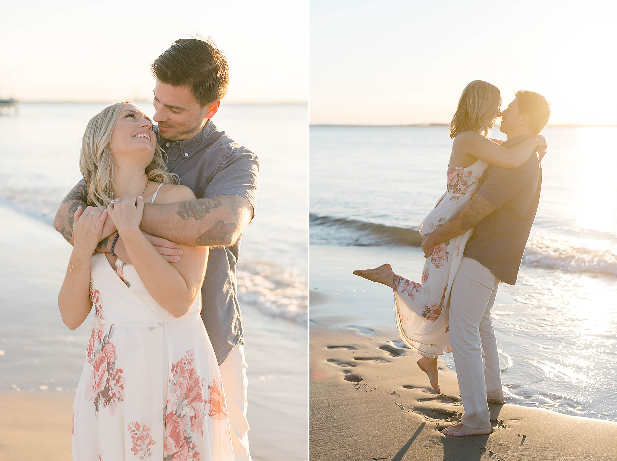 Ocean City NJ Engagement Session Photography by Magdalena Studios MaggieBrian 0028