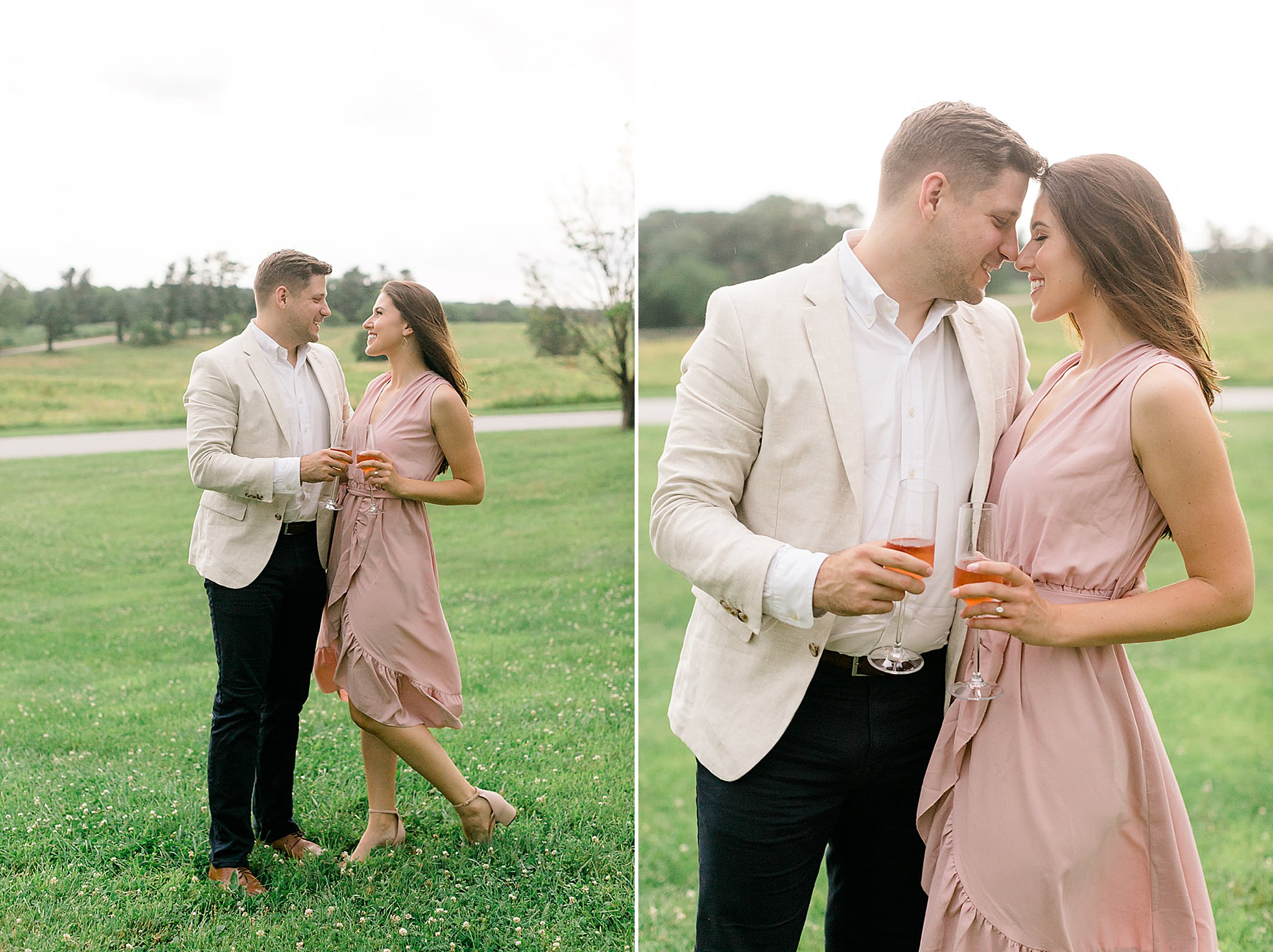 Valley Forge PA Engagement Session Photography by Magdalena Studios ToriMike 0026