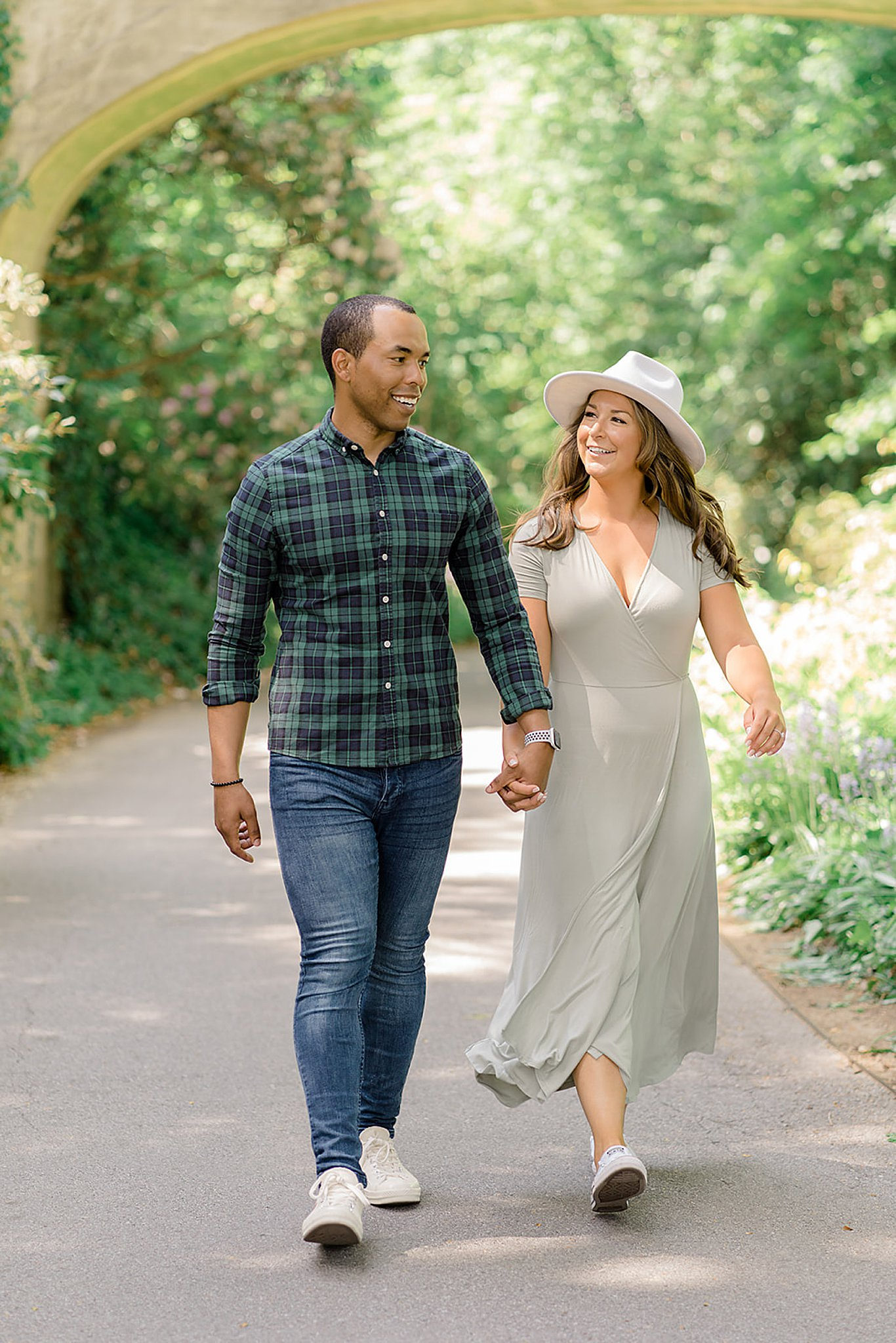 Longwood Gardens Engagement Session Photography by Magdalena Studios NatalieJordan 0064