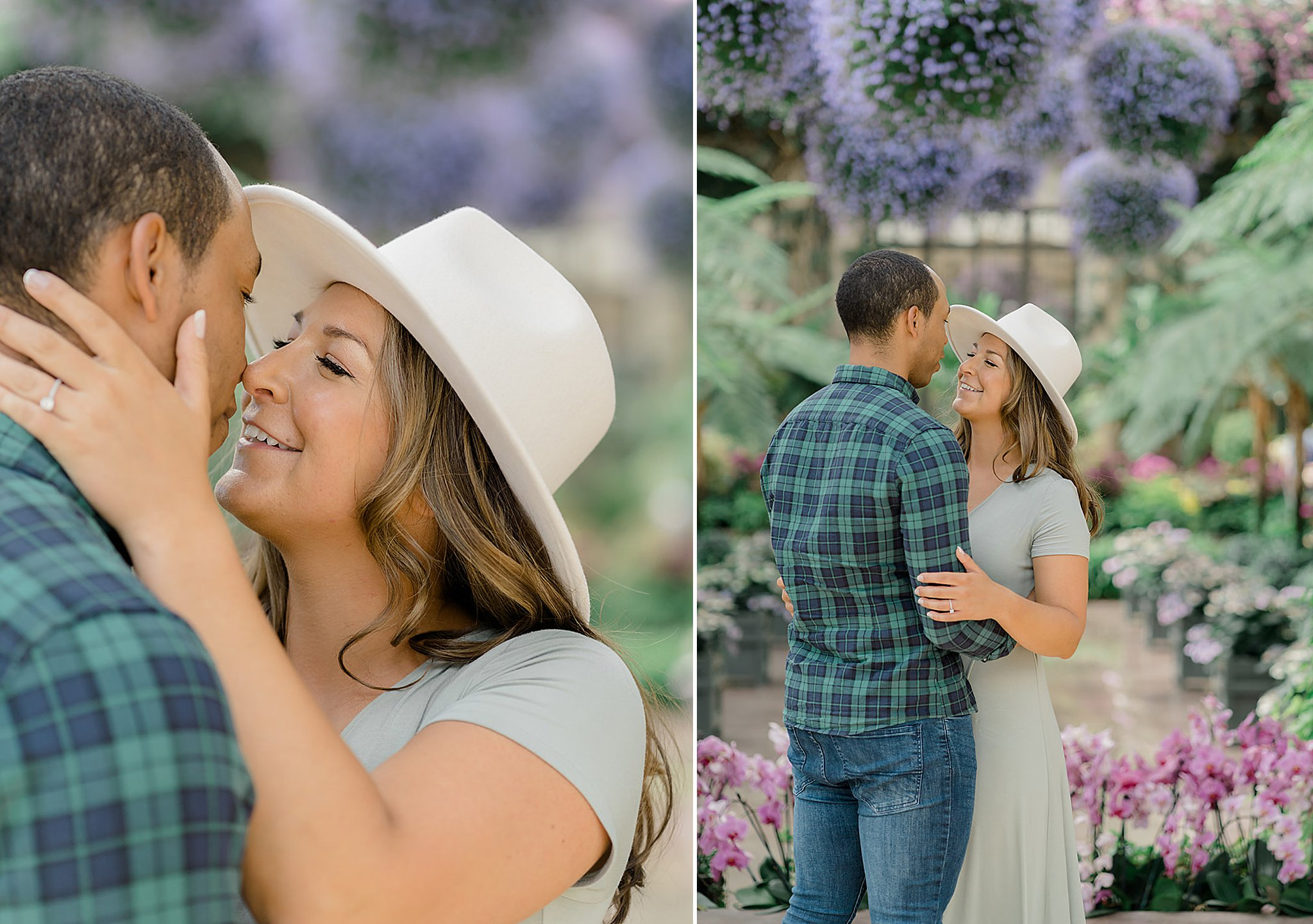Longwood Gardens Engagement Session Photography by Magdalena Studios NatalieJordan 0070
