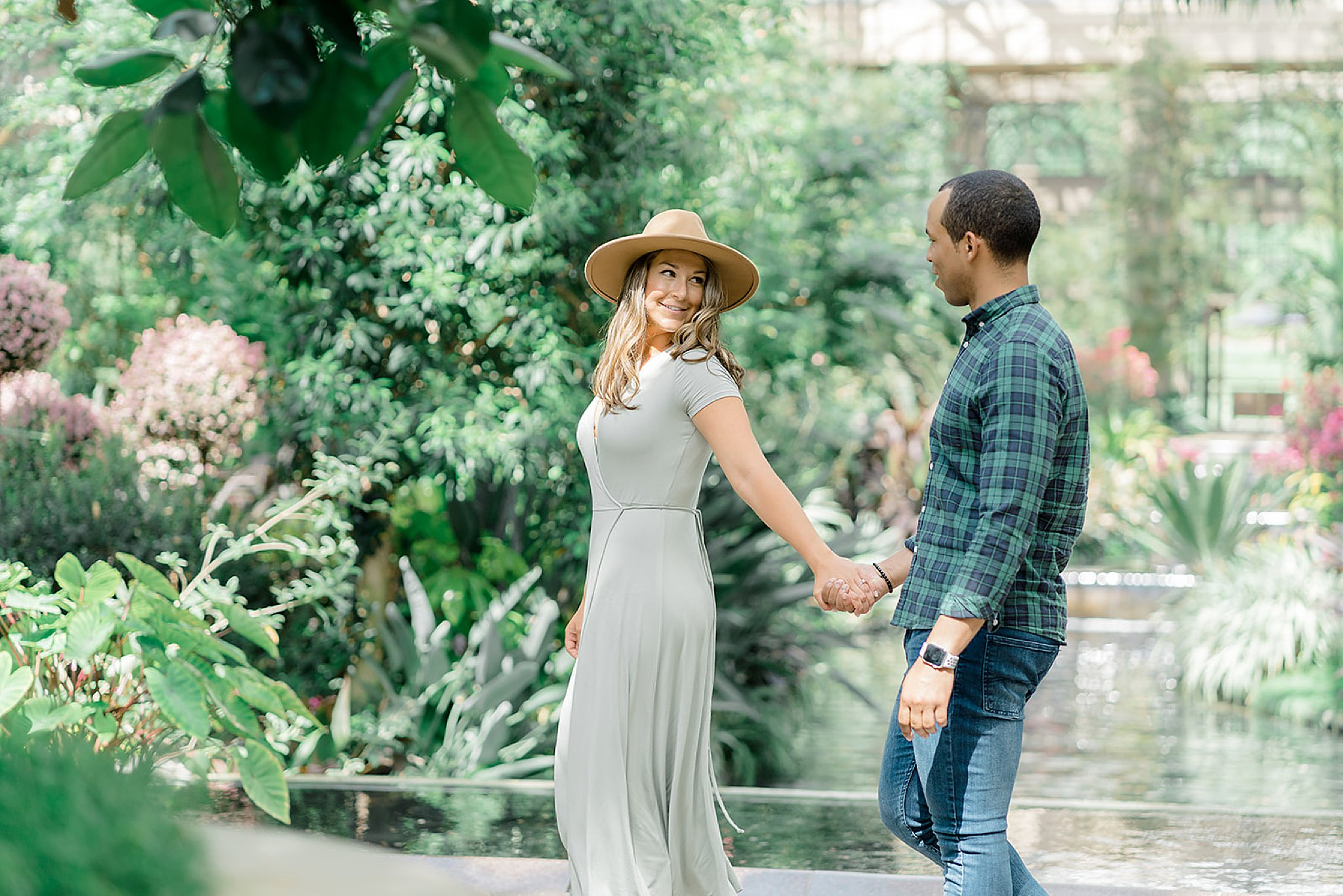 Longwood Gardens Engagement Session Photography by Magdalena Studios NatalieJordan 0071