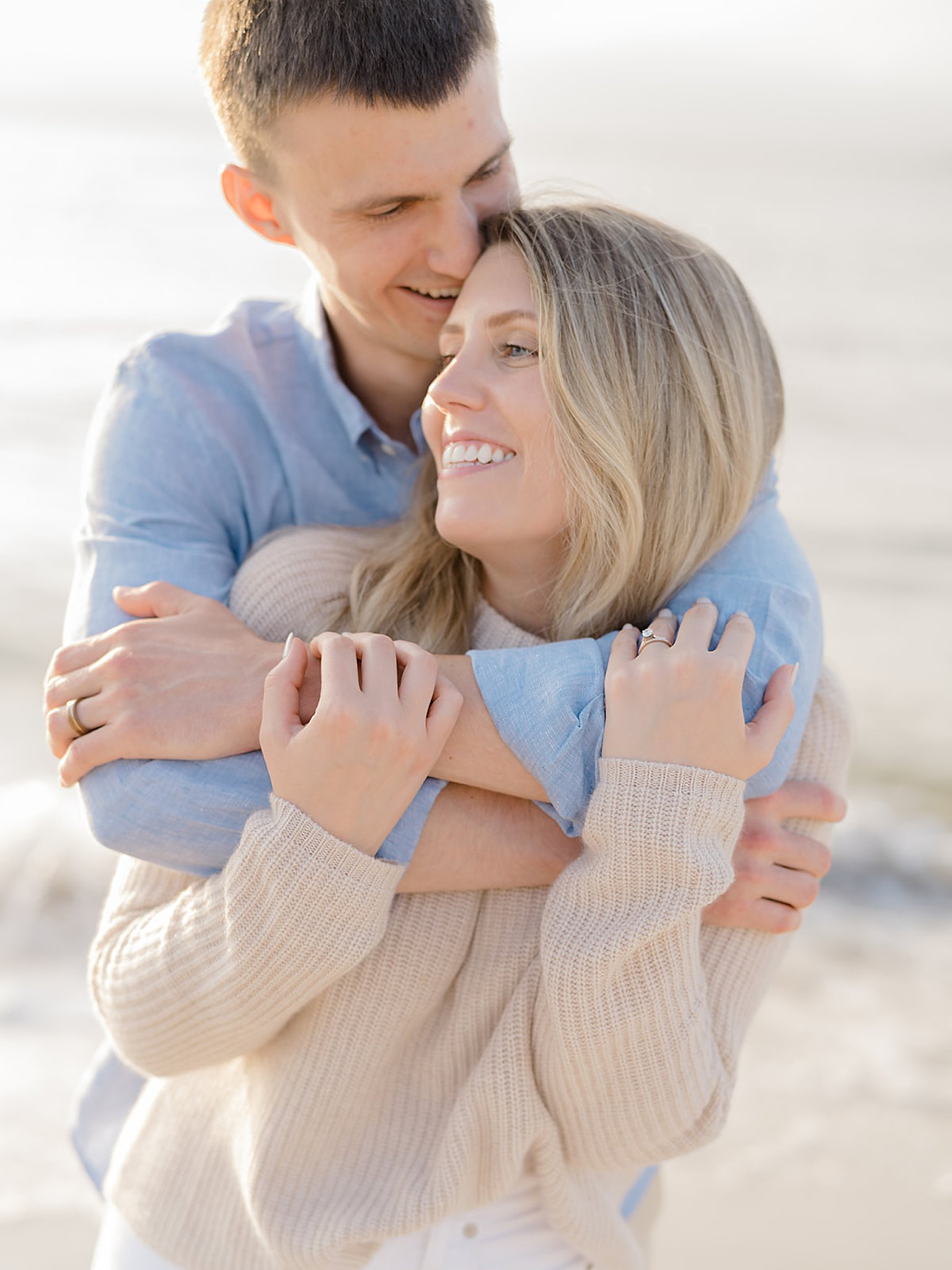 Ocean City New Jersey Engagement Session Photography by Magdalena Studios KateBrad 0049 1