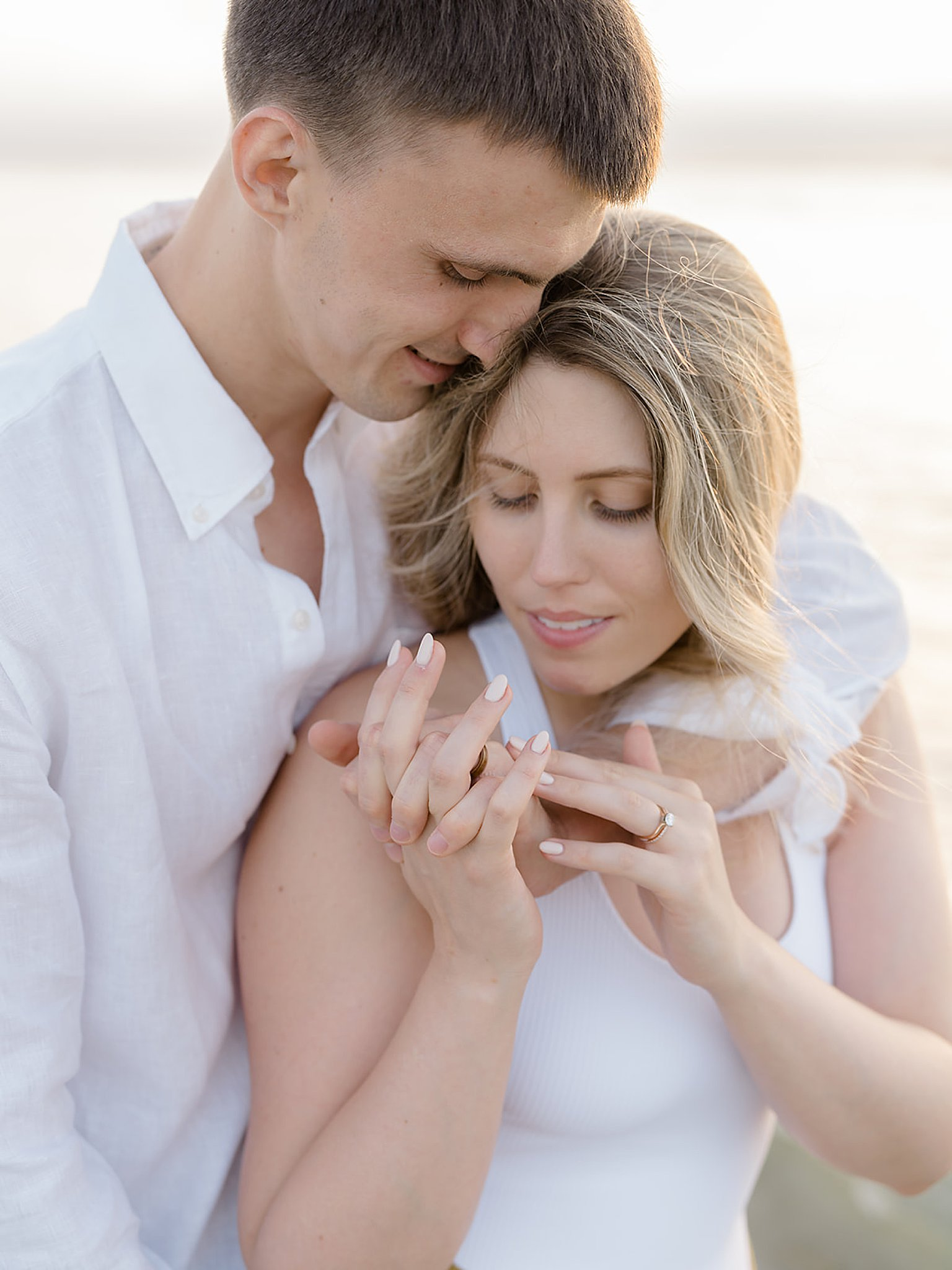 Ocean City New Jersey Engagement Session Photography by Magdalena Studios KateBrad 0065 1