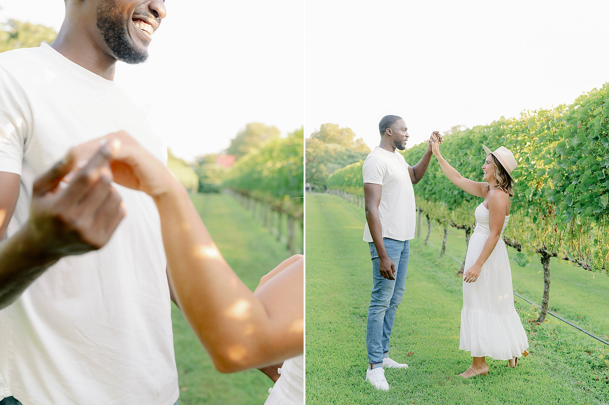 Willow Creek Winery Cape May New Jersey Engagement Session Photography by Magdalena Studios JessieLandry 0013