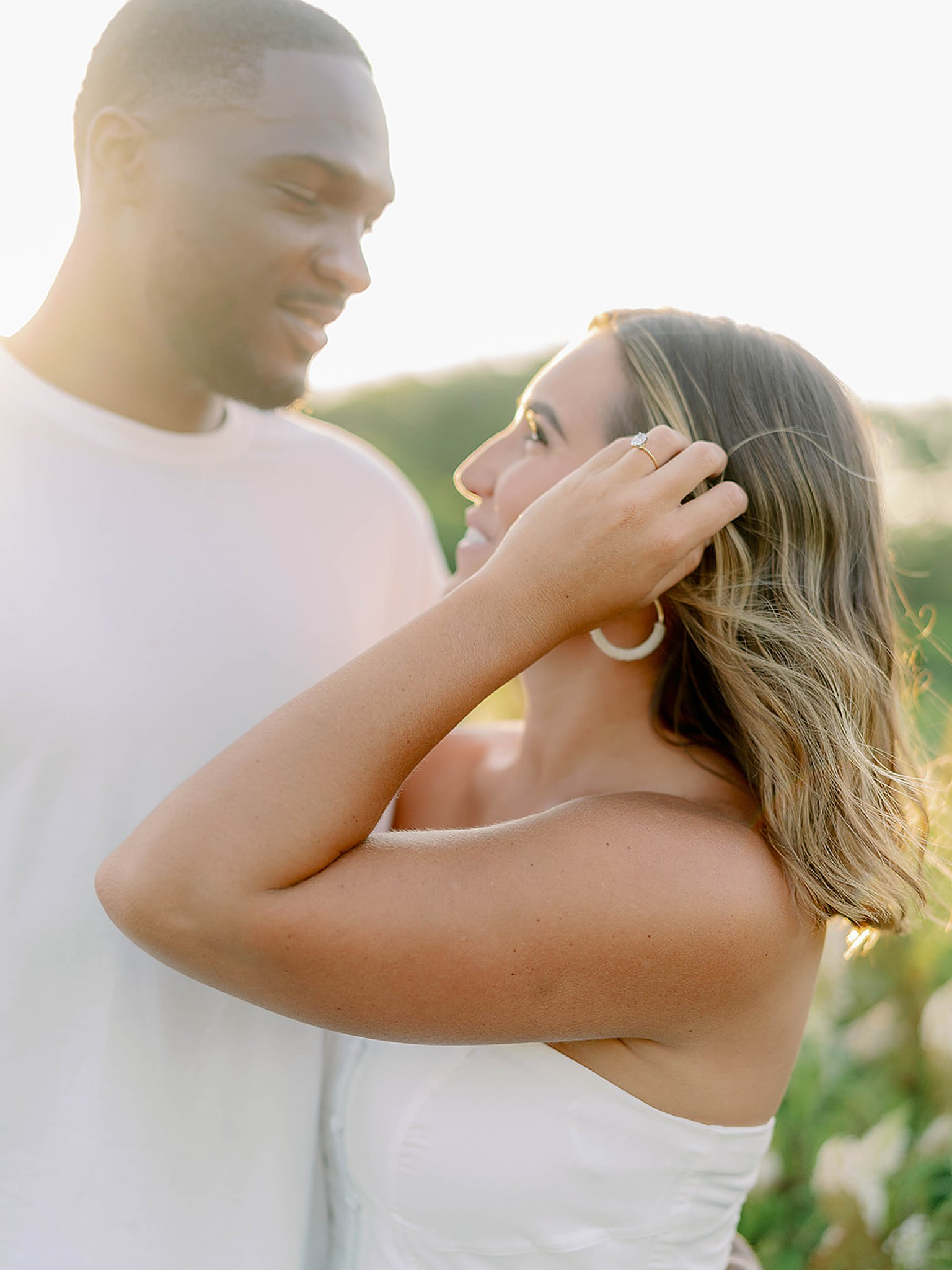 Willow Creek Winery Cape May New Jersey Engagement Session Photography by Magdalena Studios JessieLandry 0019
