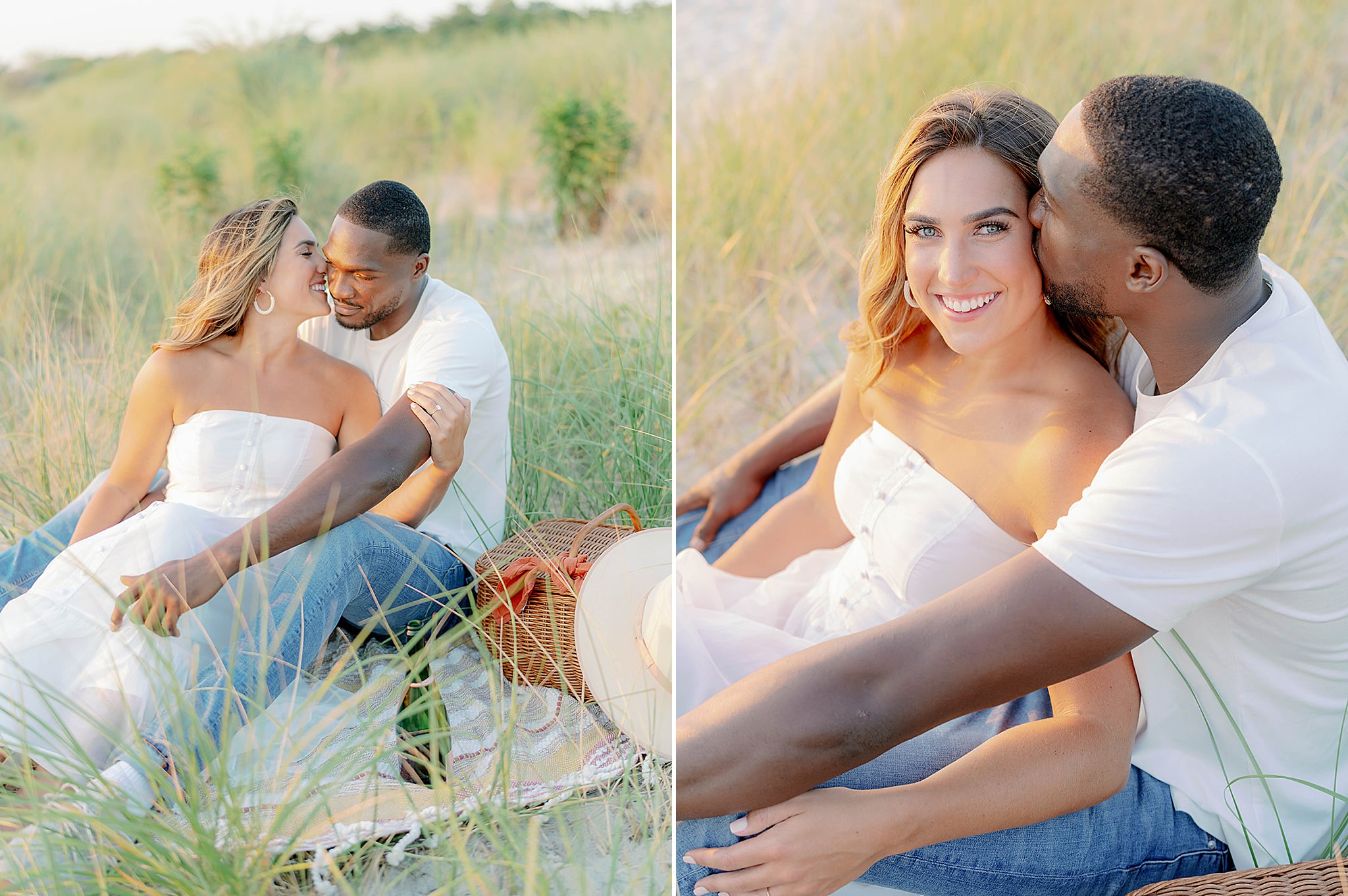 Willow Creek Winery Cape May New Jersey Engagement Session Photography by Magdalena Studios JessieLandry 0031