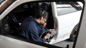 El grabado de autos es obligatorio en provincia