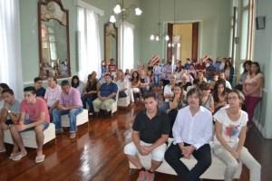 A 40 años del golpe de Estado, emotiva sesión en el HCD