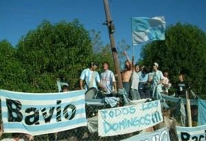 Racing de Bavio: El equipo del pueblo